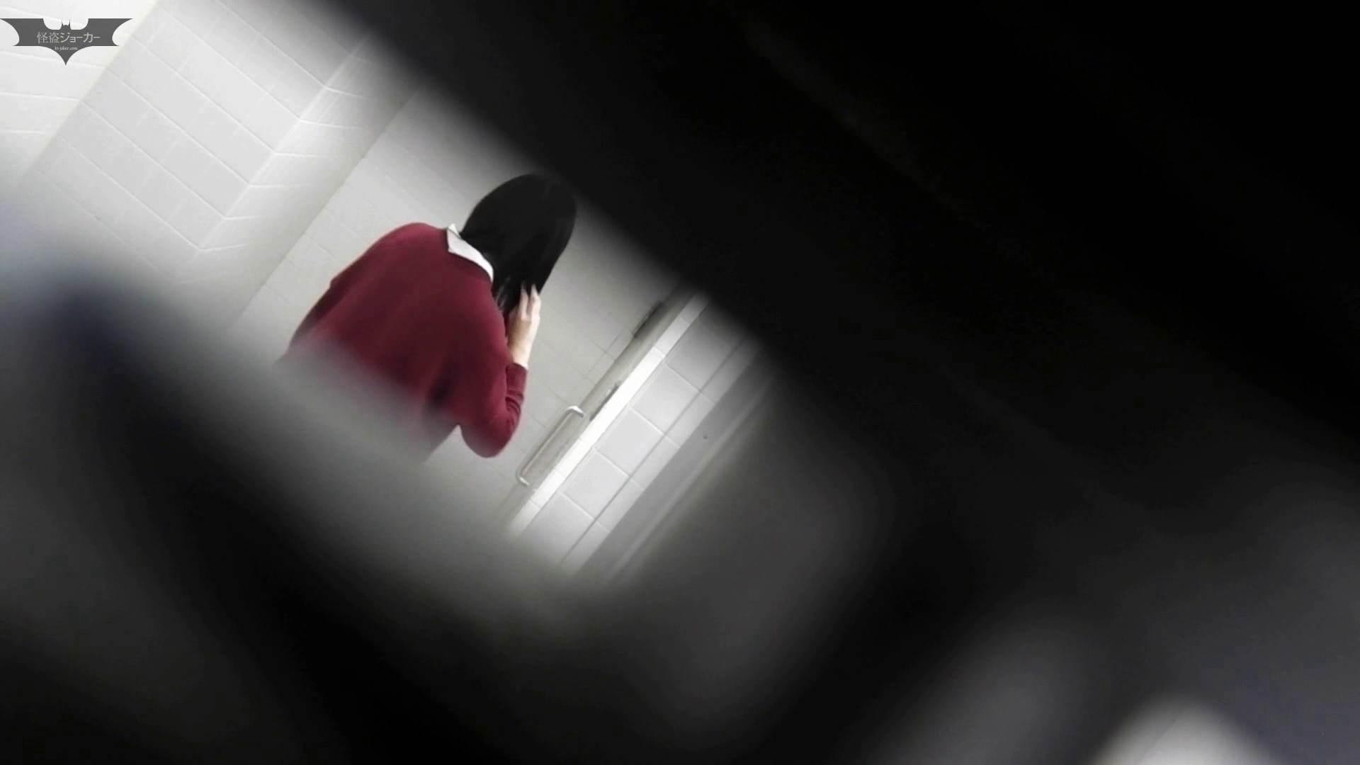 お銀さん vol.59 ピンチ!!「鏡の前で祈る女性」にばれる危機 お姉さん  98PIX 13