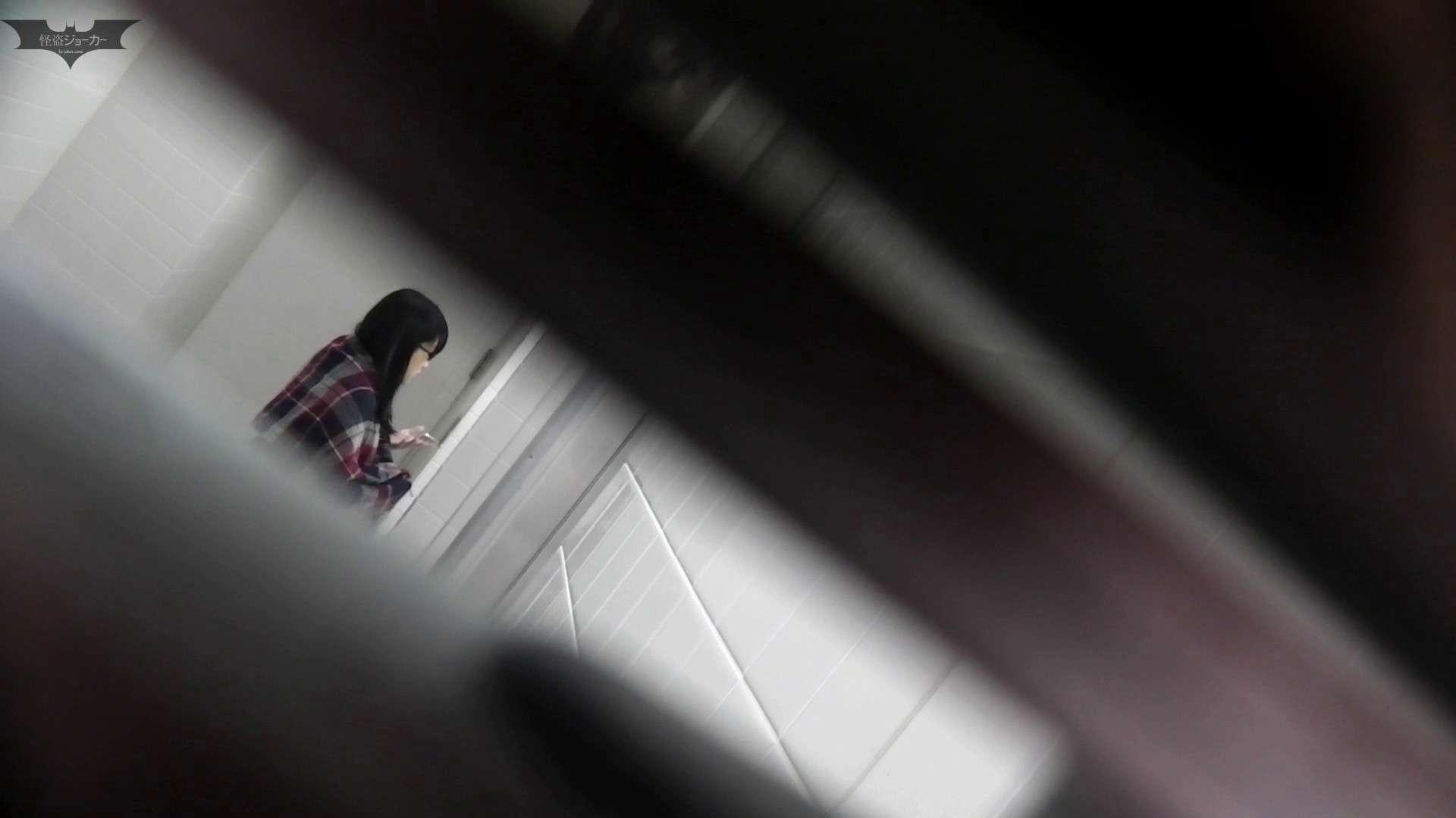 お銀さん vol.59 ピンチ!!「鏡の前で祈る女性」にばれる危機 お姉さん  98PIX 71