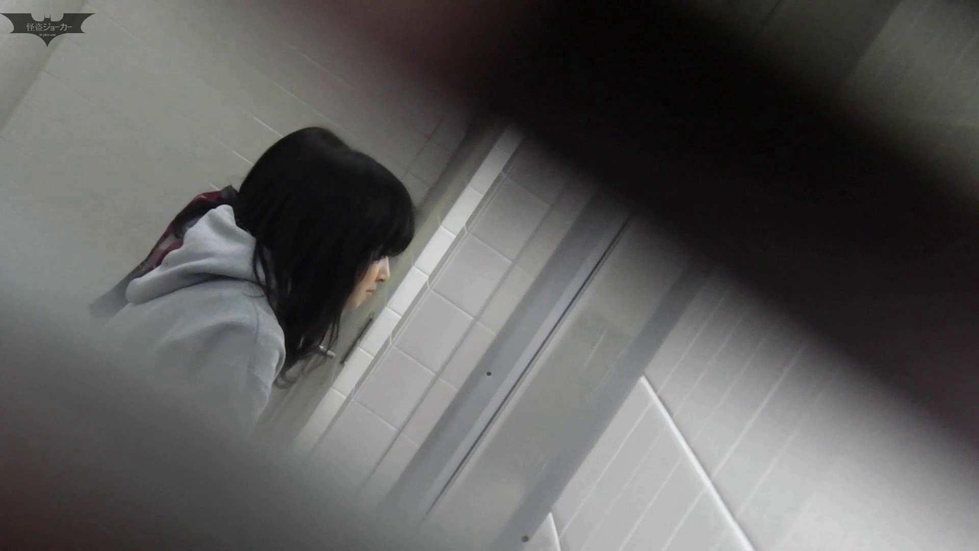 お銀さん vol.59 ピンチ!!「鏡の前で祈る女性」にばれる危機 お姉さん  98PIX 78