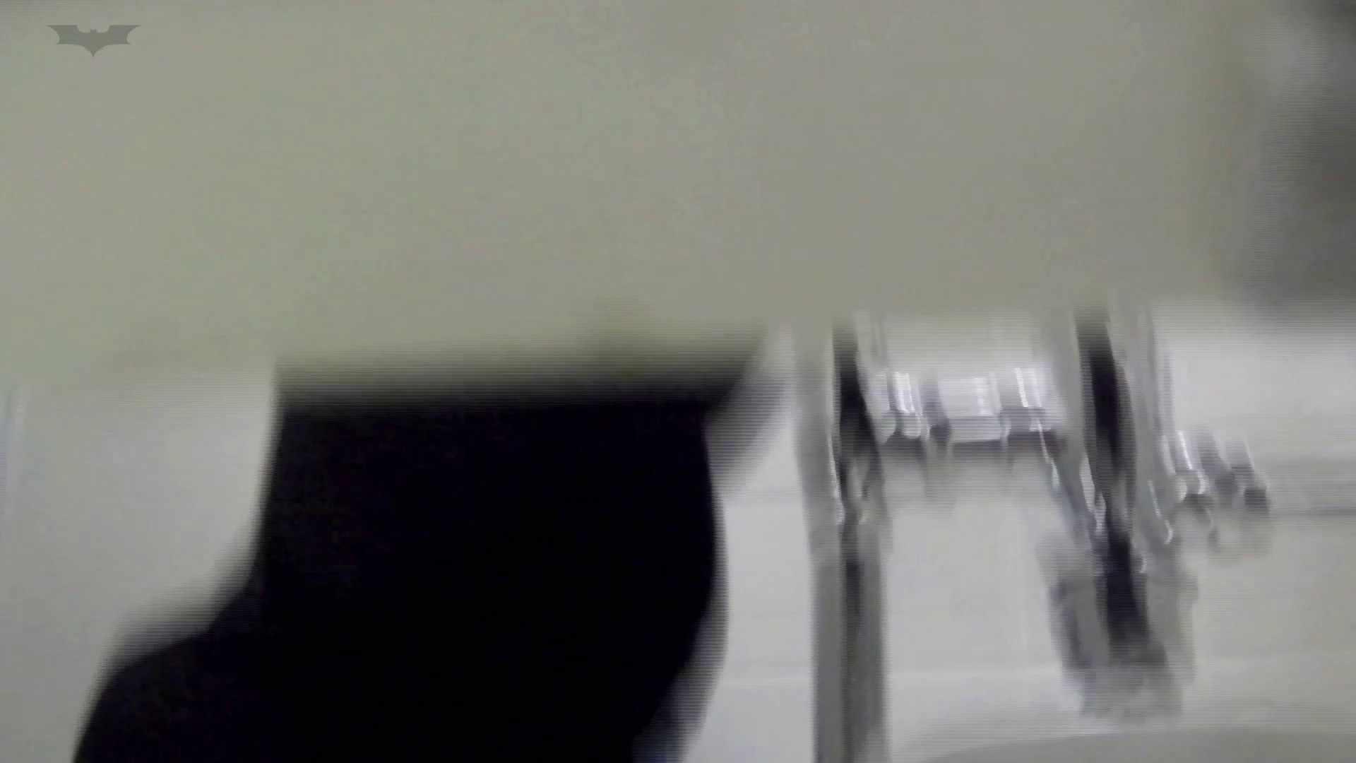 お銀さんの「洗面所突入レポート!!」Nol.6 丸見え  73PIX 68