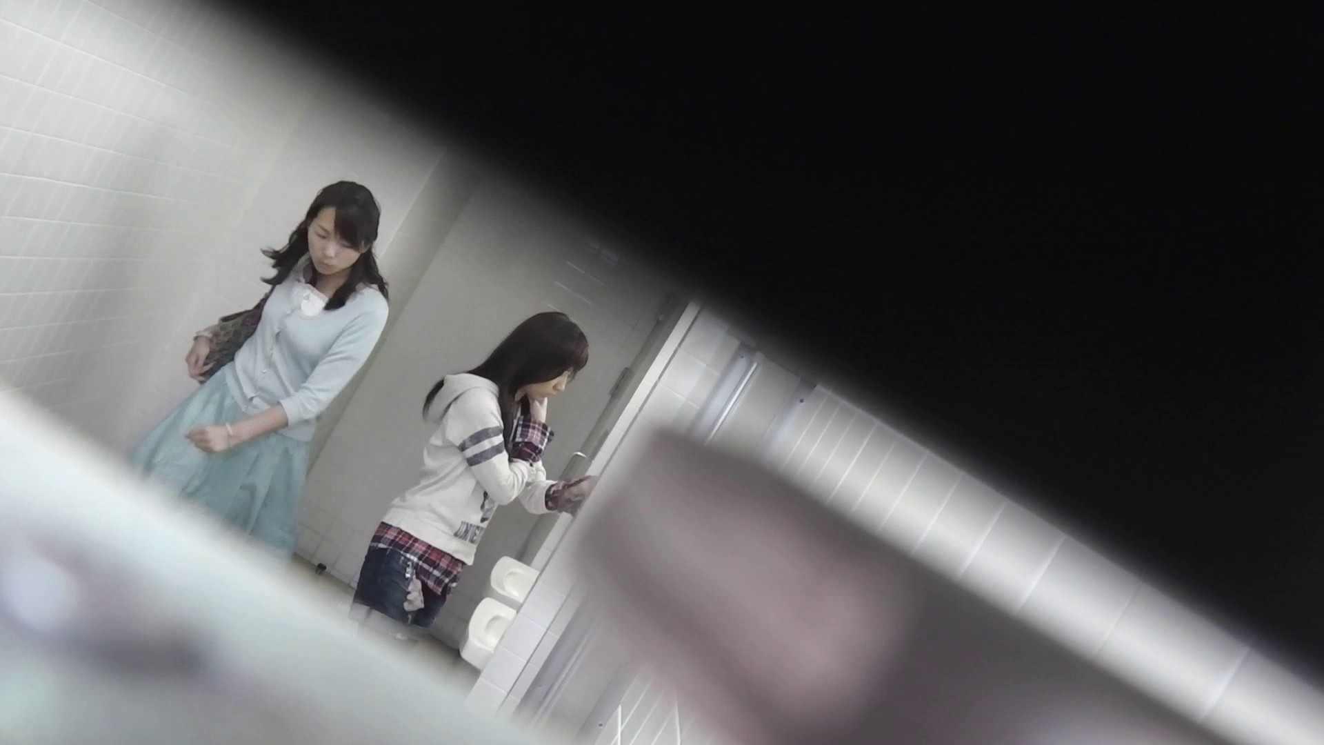 お銀さんの「洗面所突入レポート!!」Nol.9 お姉さん  97PIX 65