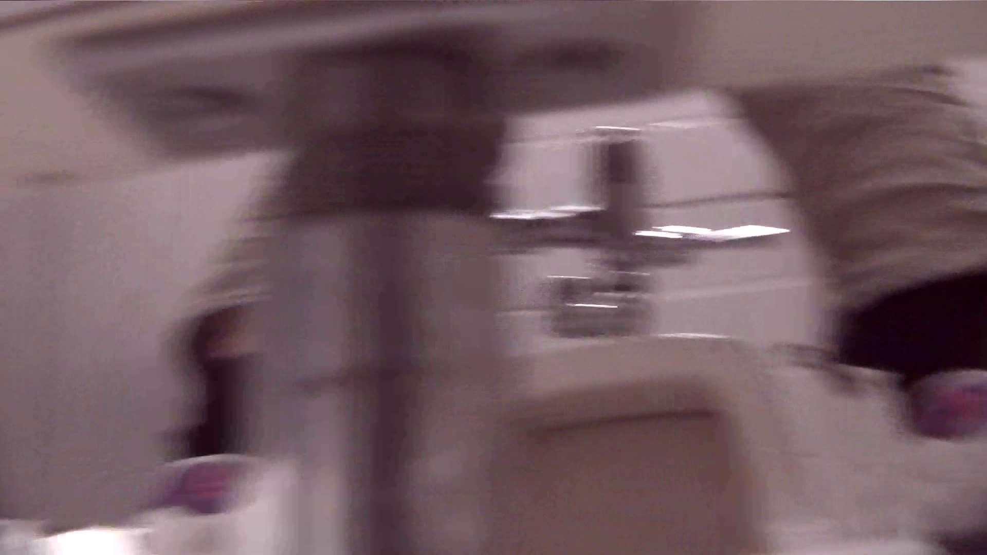 お銀さんの「洗面所突入レポート!!」Nol.14 盛合せ  76PIX 60