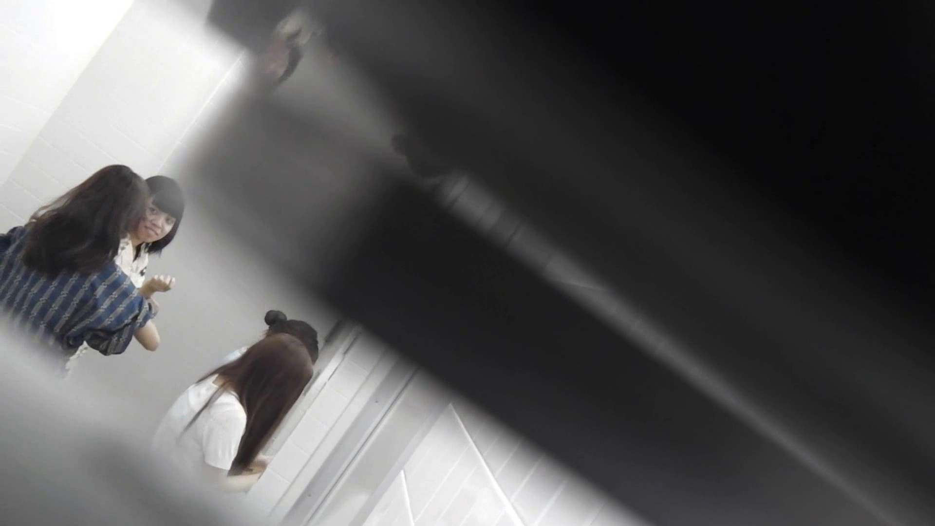 お銀さんの「洗面所突入レポート!!」 vol.29 ∑(゚Д゚)アッ! 丸見え  83PIX 3