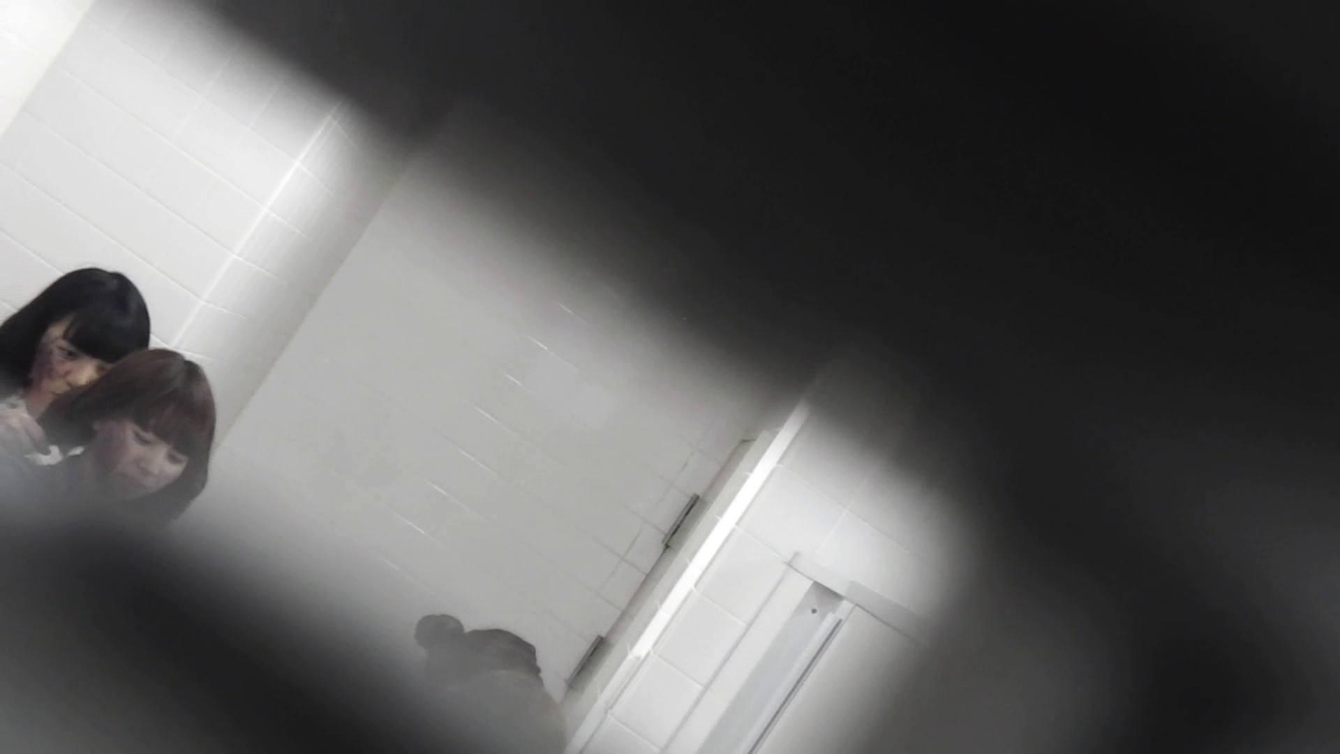お銀さんの「洗面所突入レポート!!」 vol.29 ∑(゚Д゚)アッ! 丸見え  83PIX 4