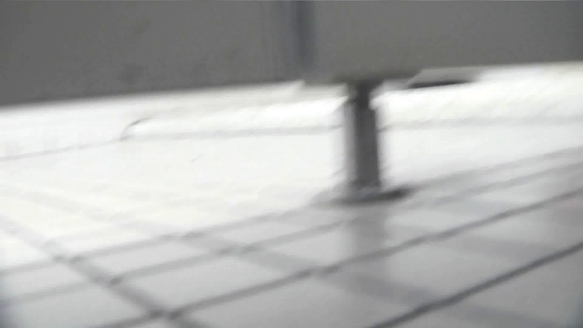 お銀さんの「洗面所突入レポート!!」 vol.29 ∑(゚Д゚)アッ! 丸見え  83PIX 78