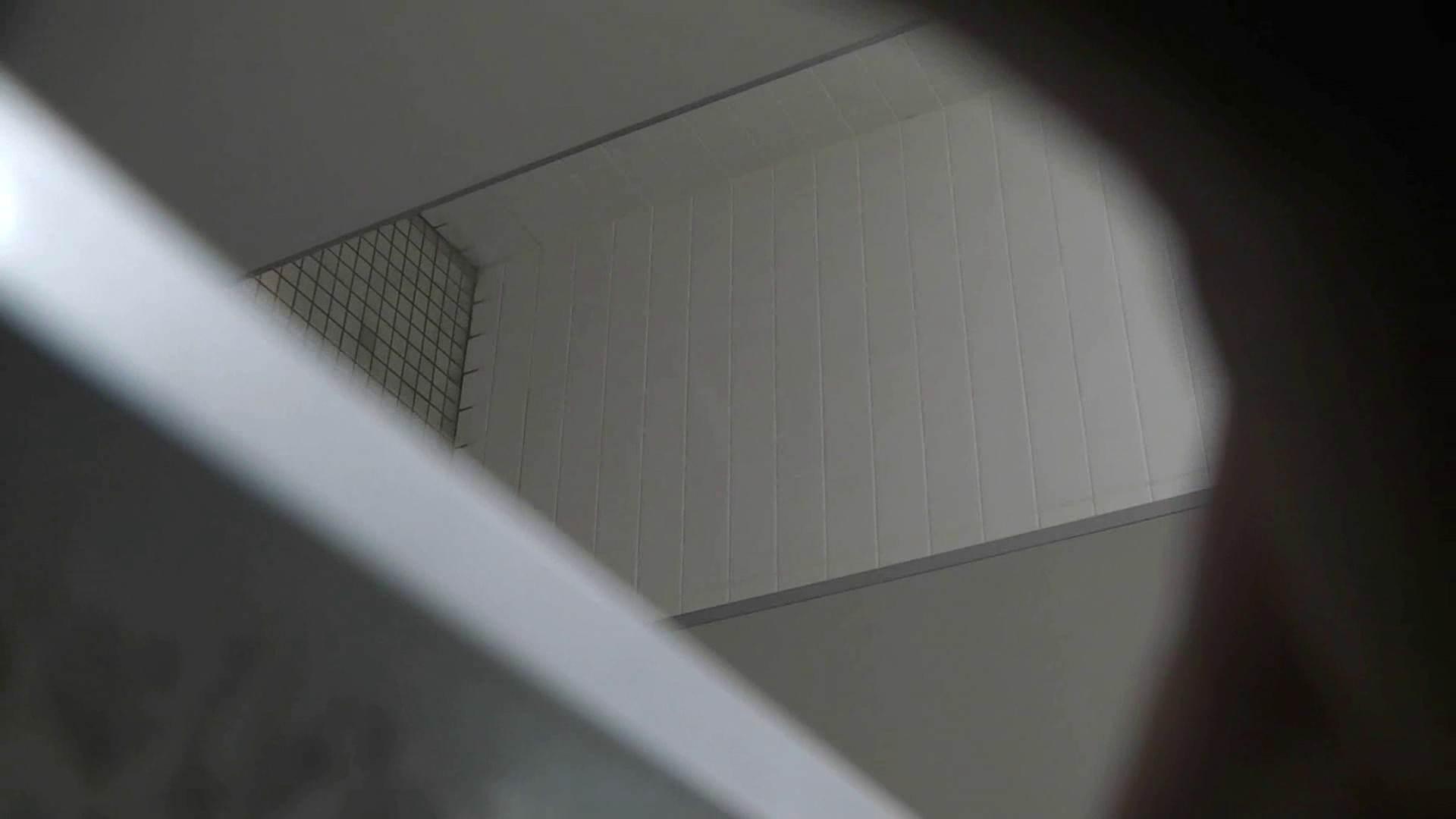 お銀さんの「洗面所突入レポート!!」 vol.29 ∑(゚Д゚)アッ! 丸見え  83PIX 79