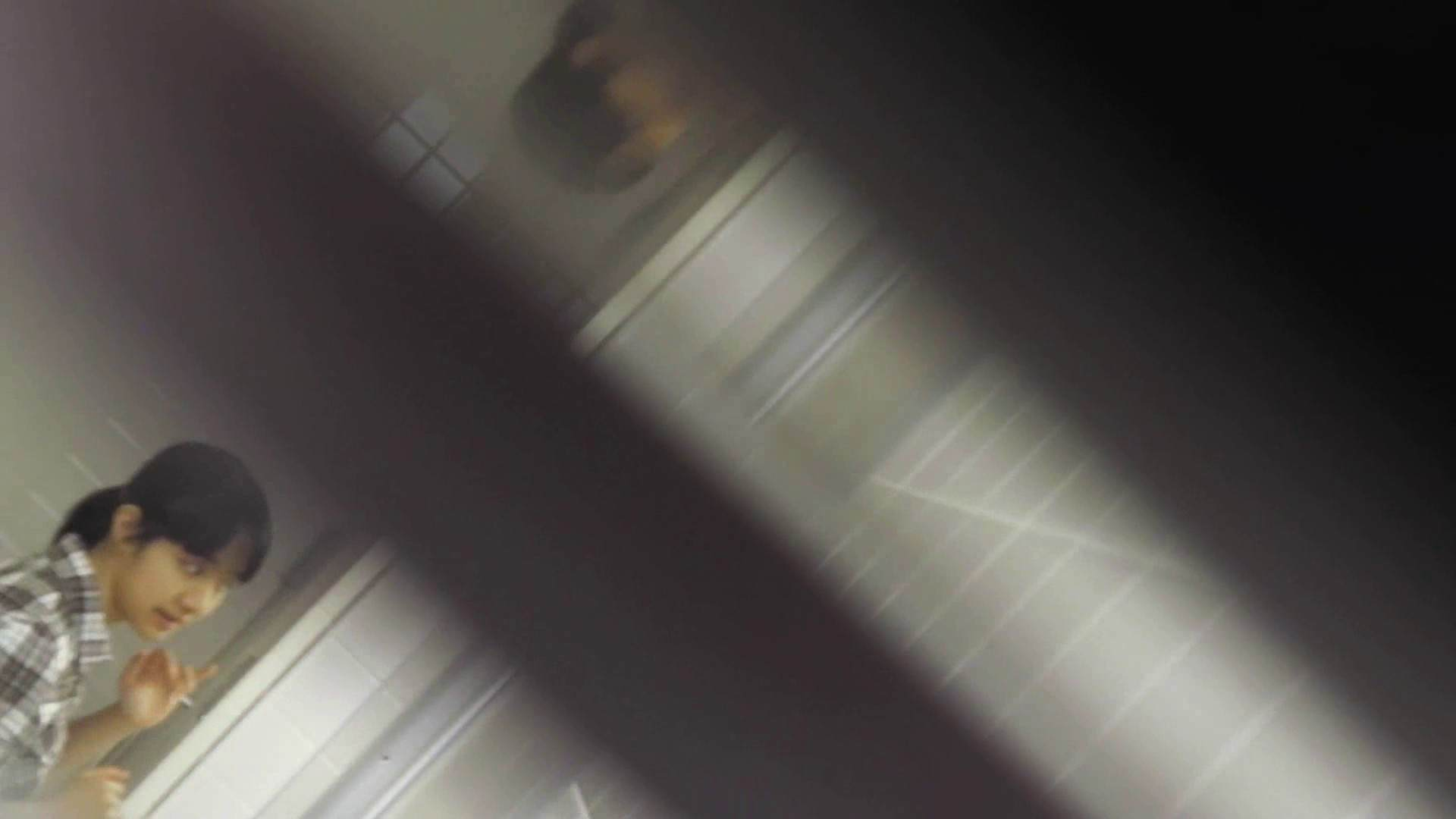 お銀さんの「洗面所突入レポート!!」 vol.30 粒ぞろい 丸見え  100PIX 80