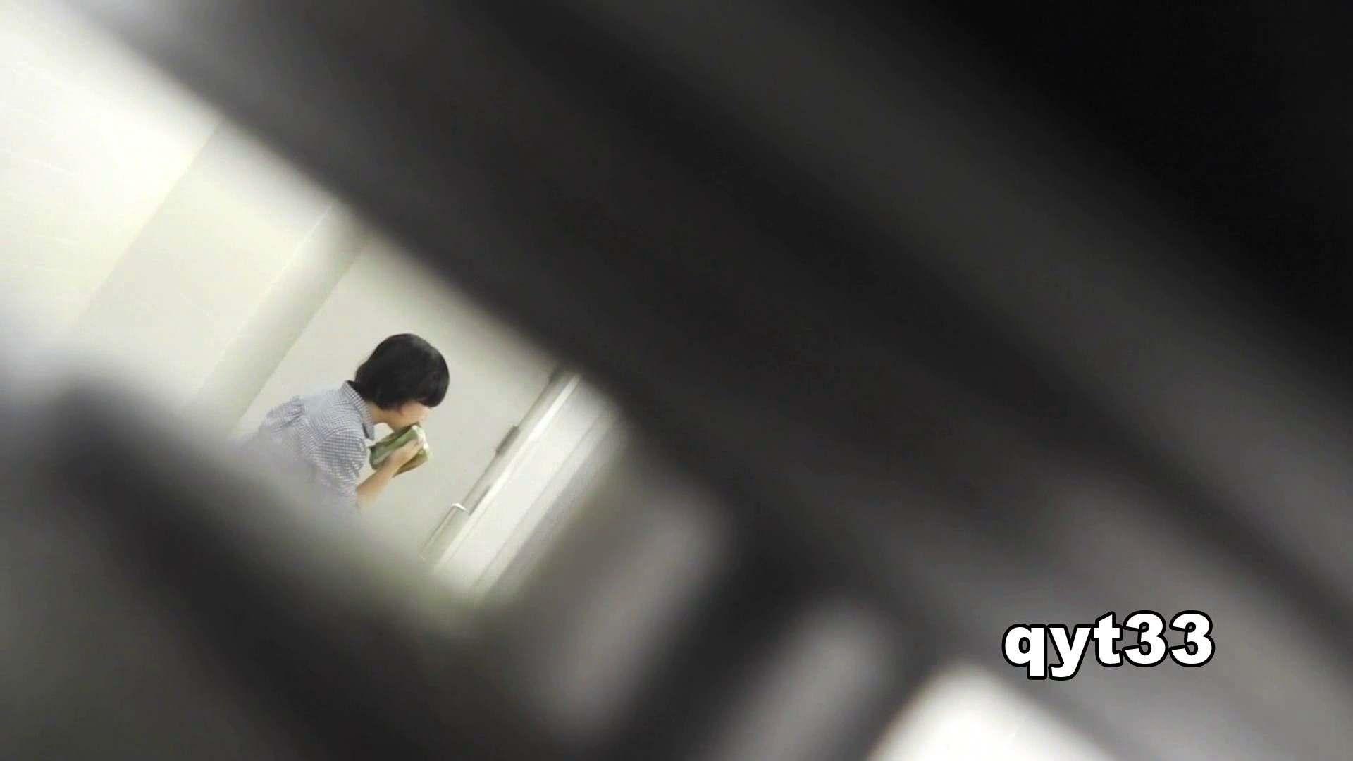 お銀さんの「洗面所突入レポート!!」 vol.33 獲物は逃しません 丸見え  85PIX 51
