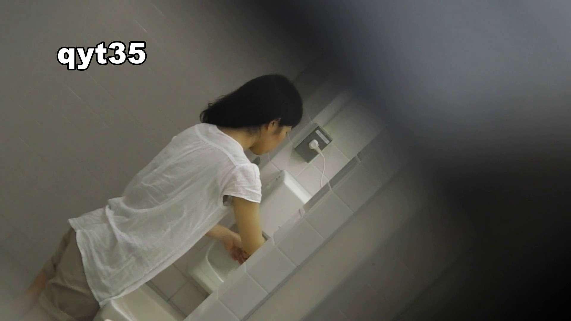 お銀さんの「洗面所突入レポート!!」 vol.35 広げると出ます 洗面所  101PIX 80