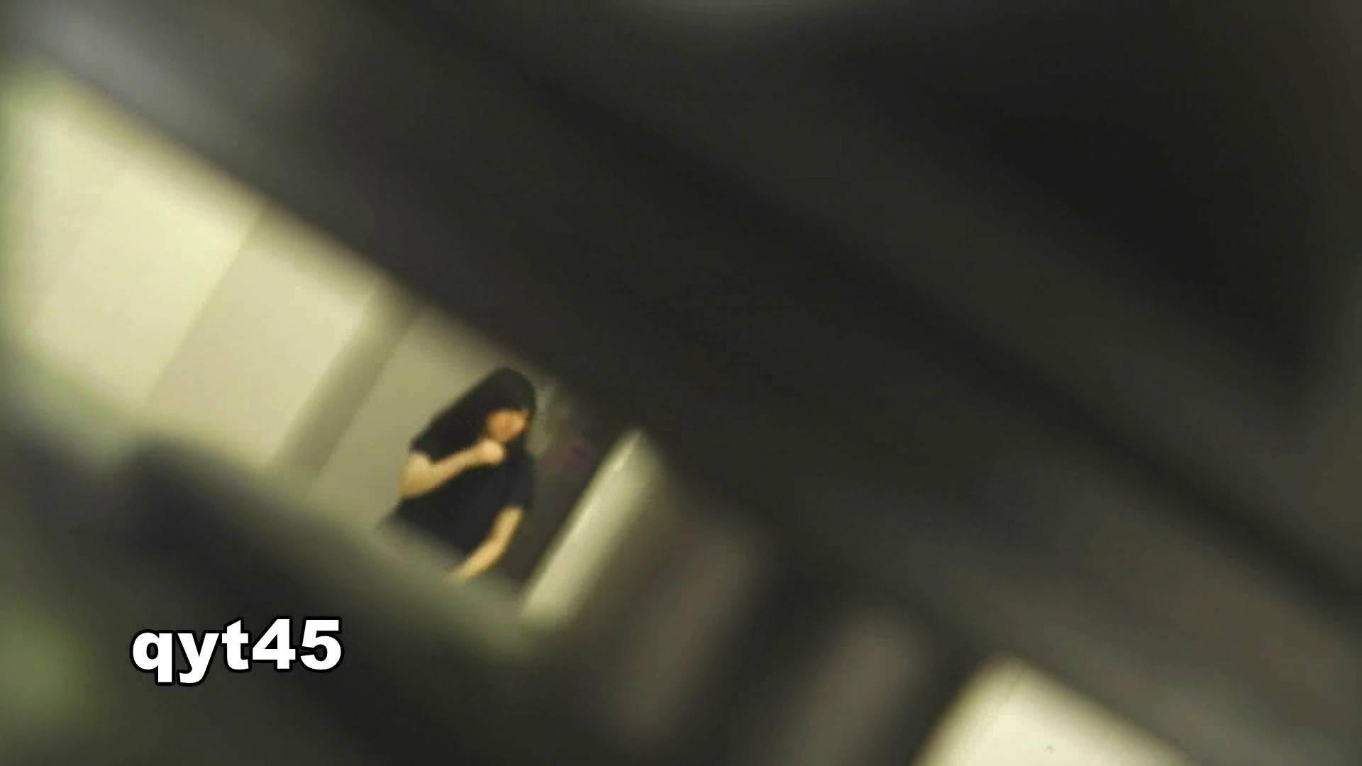 お銀さんの「洗面所突入レポート!!」 vol.45 枝分かれ清楚さん 洗面所  94PIX 64