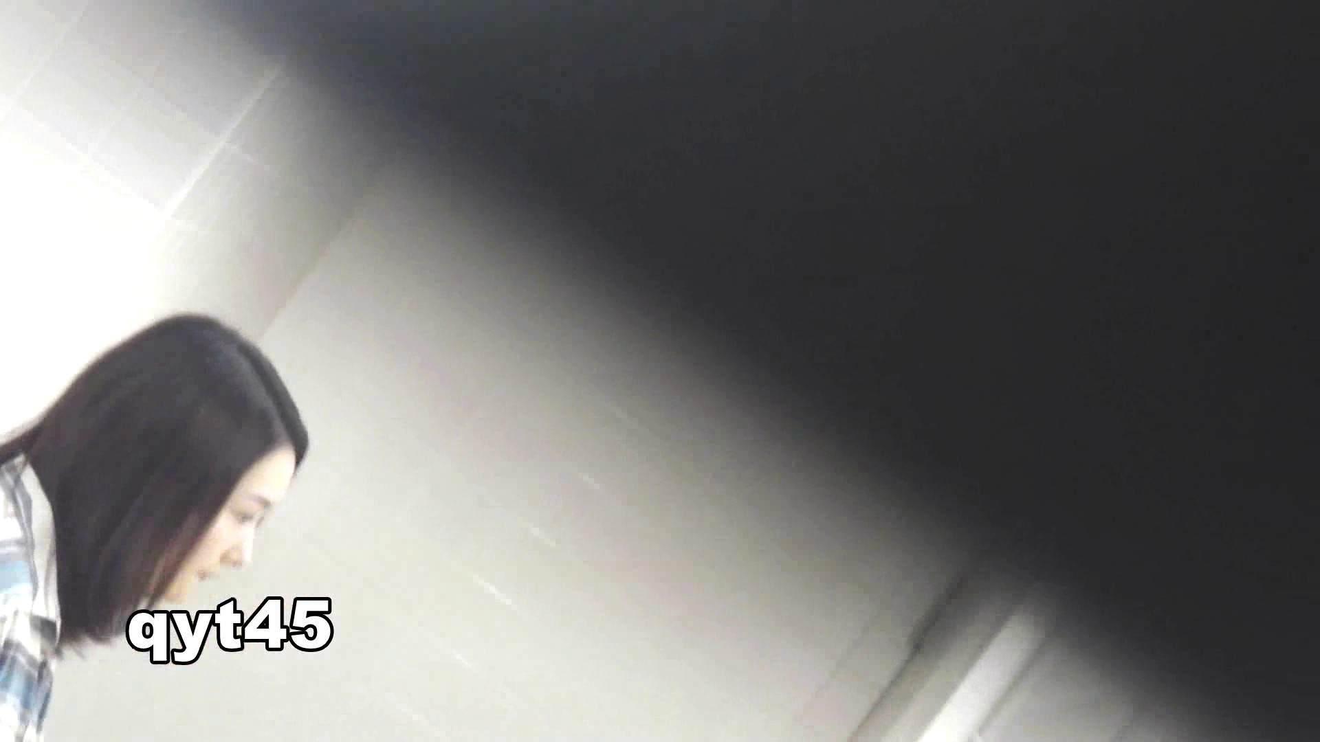お銀さんの「洗面所突入レポート!!」 vol.45 枝分かれ清楚さん 洗面所  94PIX 91