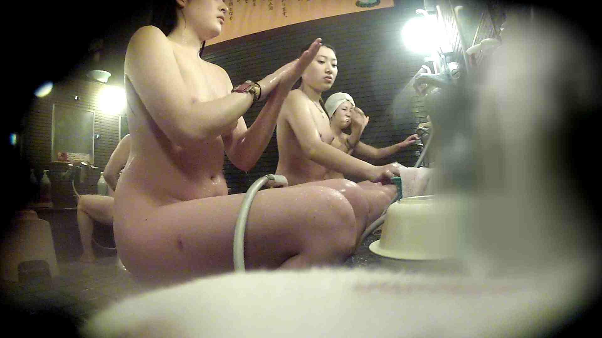 洗い場!お二人とも清楚でお美しいでございます。 美乳  67PIX 3