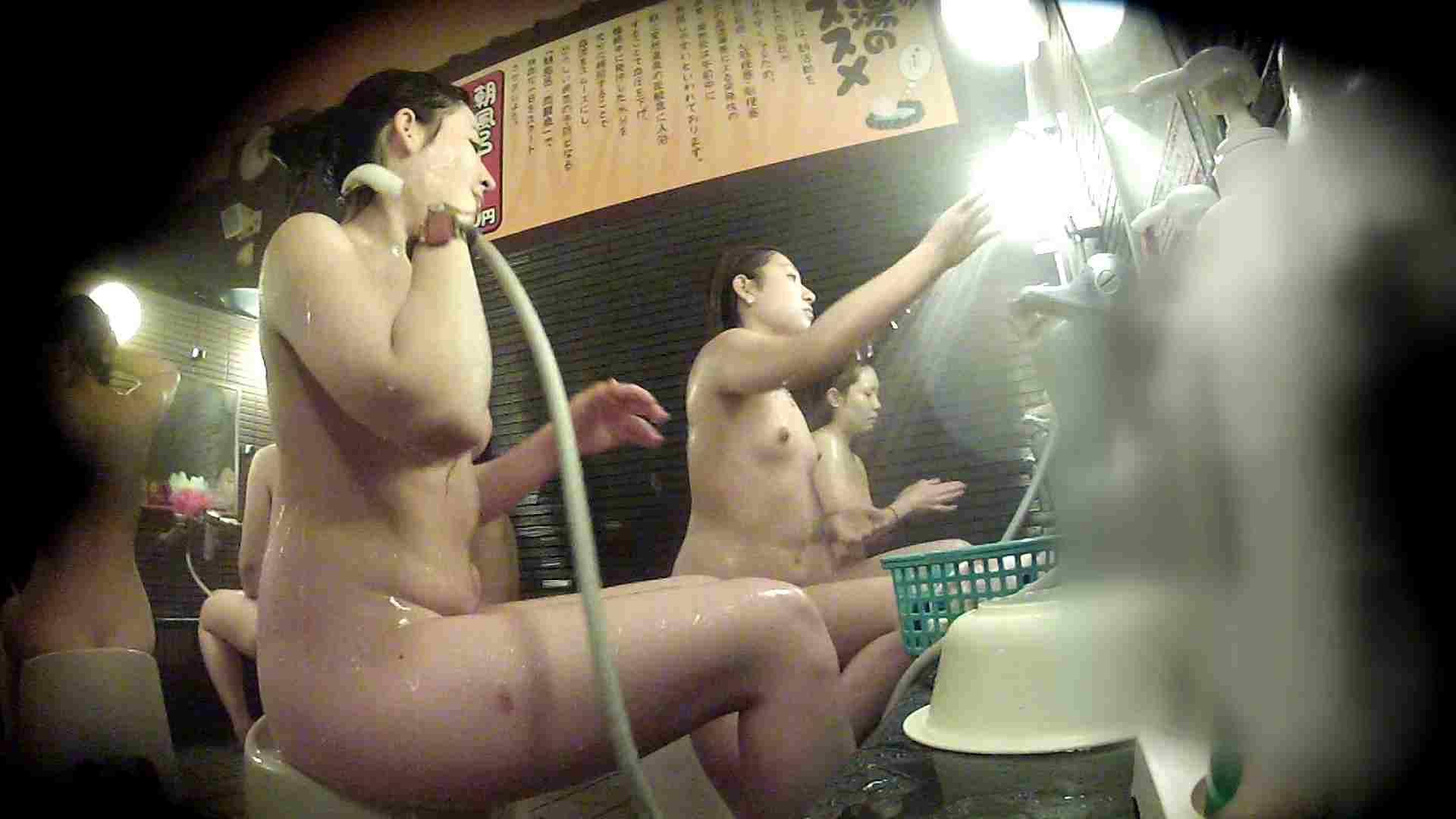 洗い場!お二人とも清楚でお美しいでございます。 美乳  67PIX 7