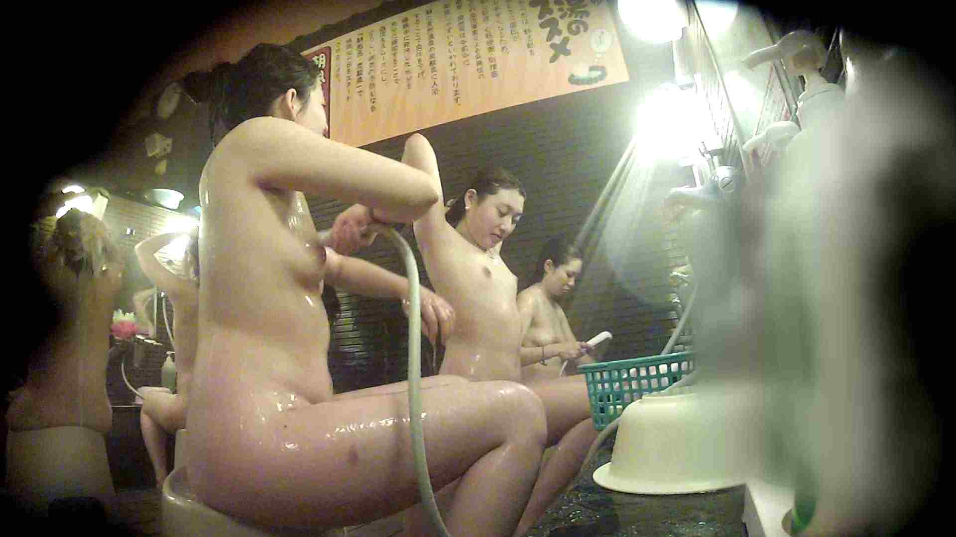 洗い場!お二人とも清楚でお美しいでございます。 美乳  67PIX 13