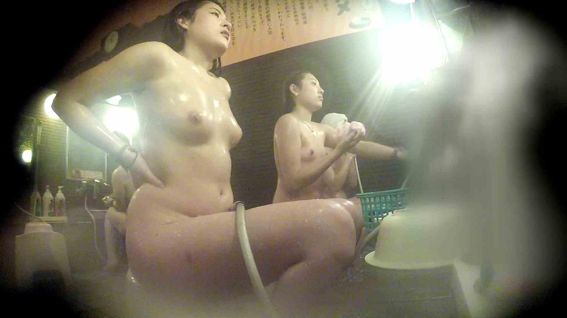 洗い場!お二人とも清楚でお美しいでございます。 美乳  67PIX 20