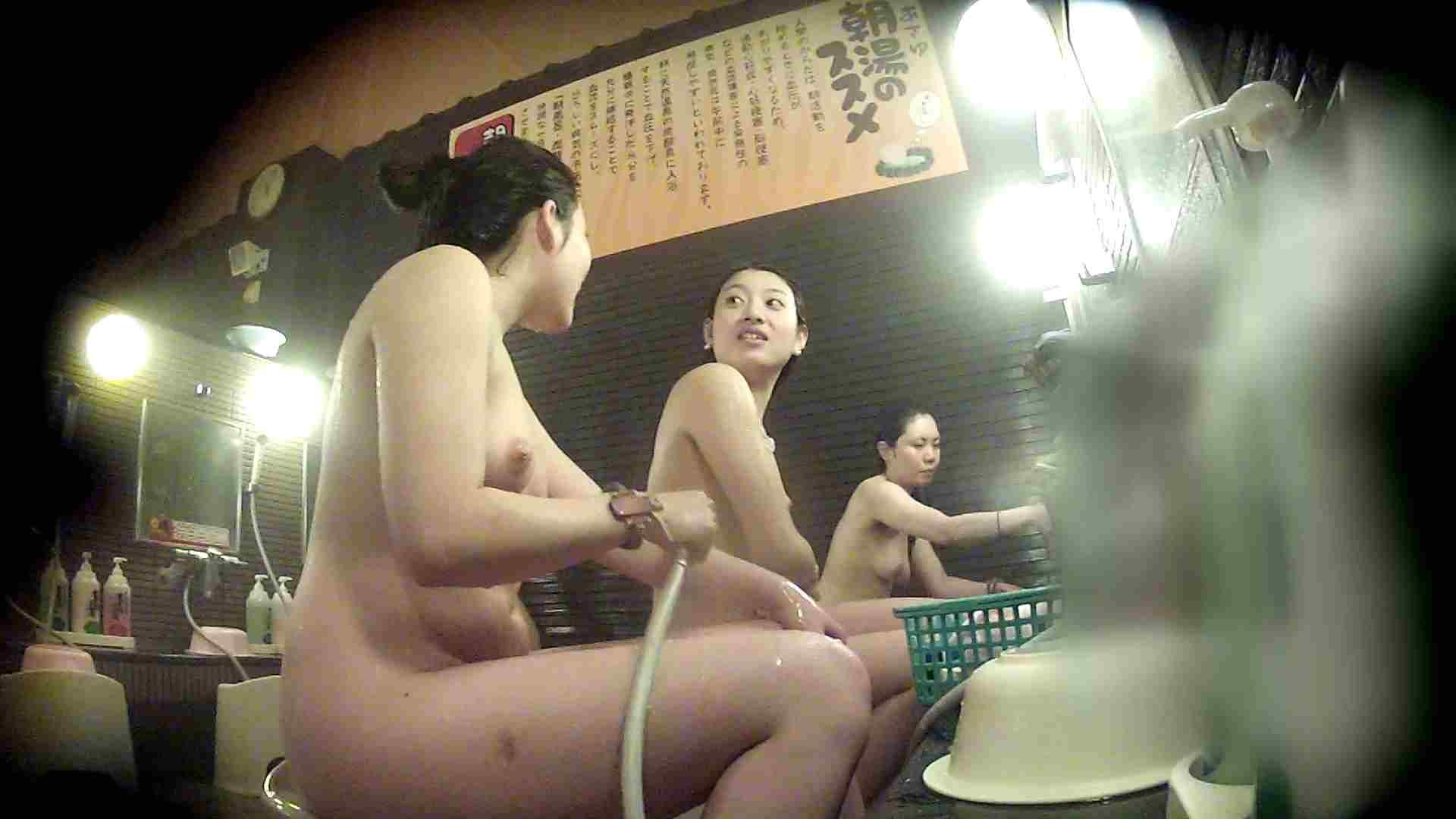 洗い場!お二人とも清楚でお美しいでございます。 美乳  67PIX 51