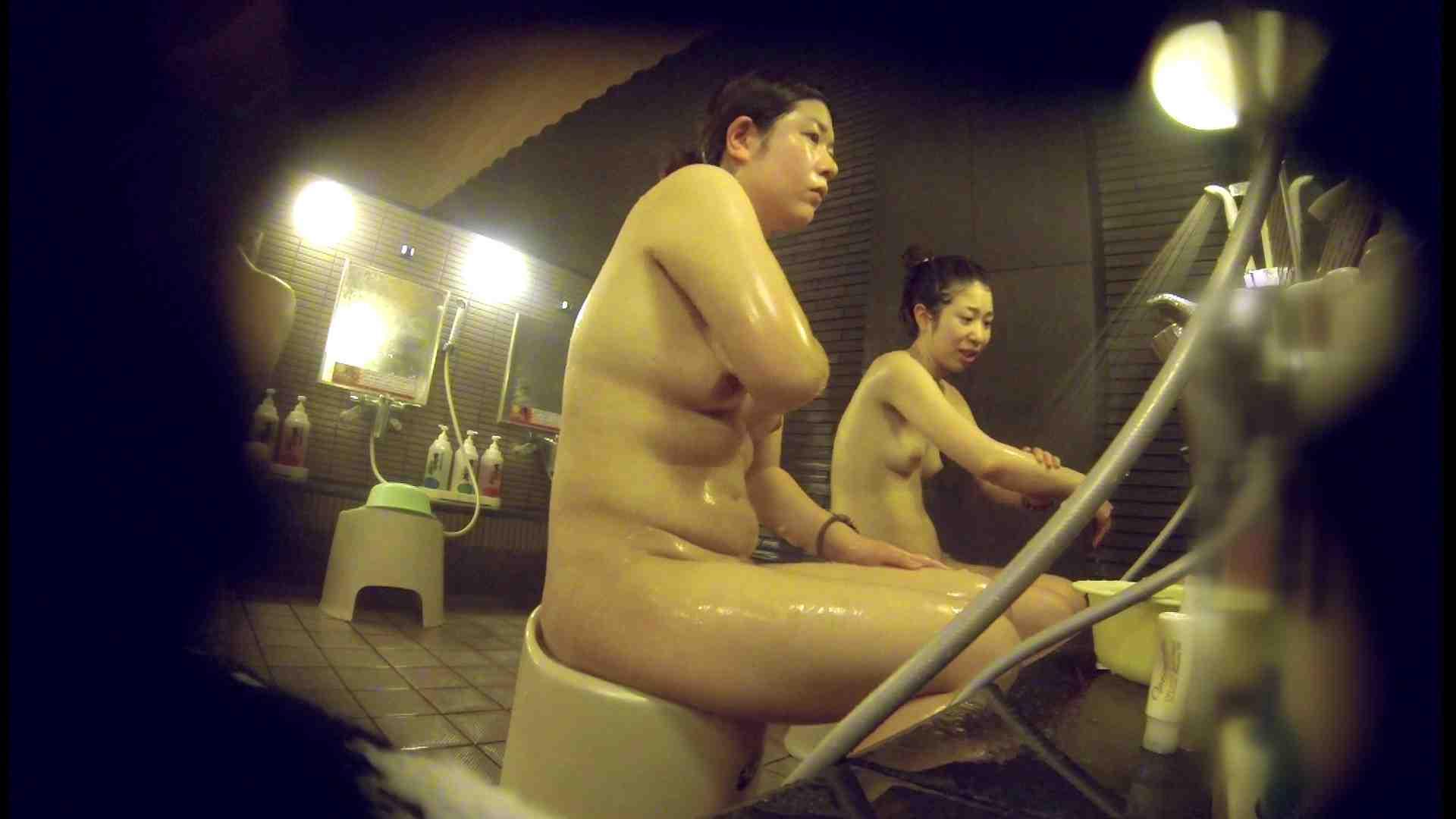 洗い場!んーーー残念なボディです。痩せれば抱けるかも? 潜入  52PIX 10