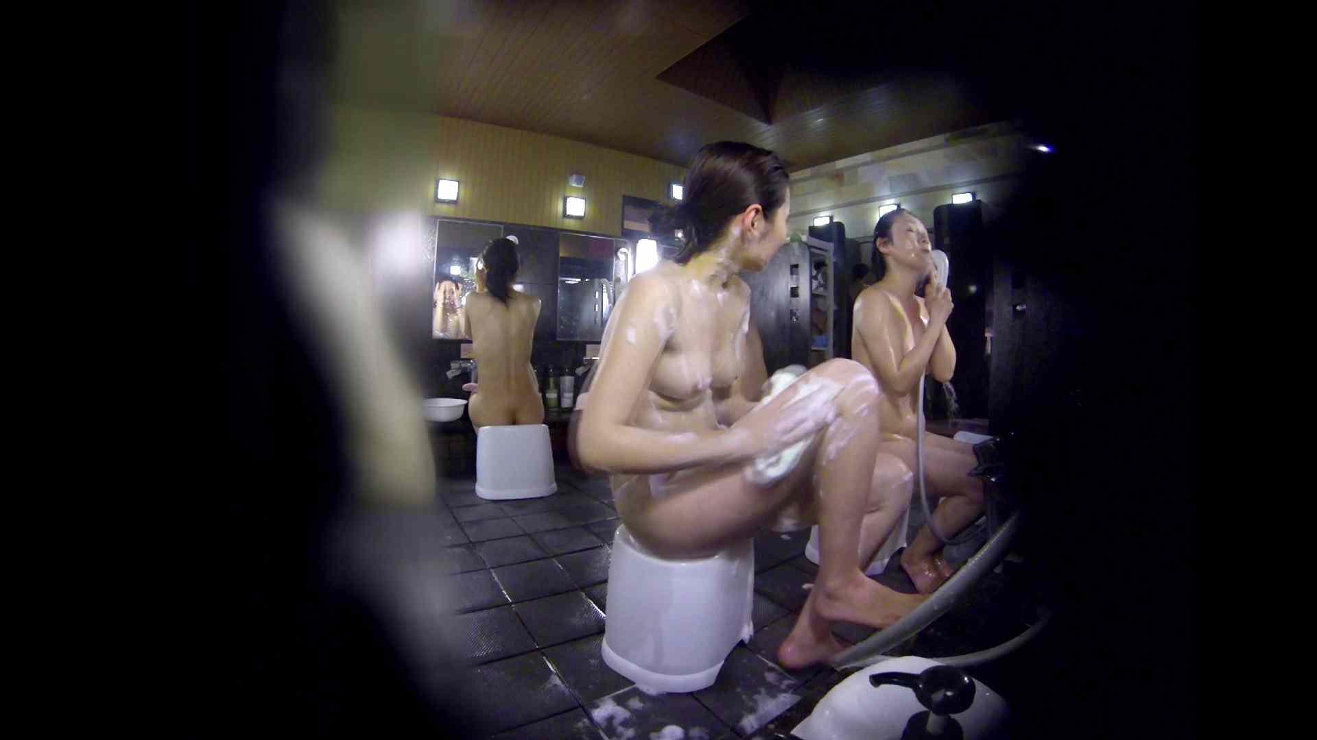 洗い場!好きです!ボリューム満点ボディーな感じが堪りません。