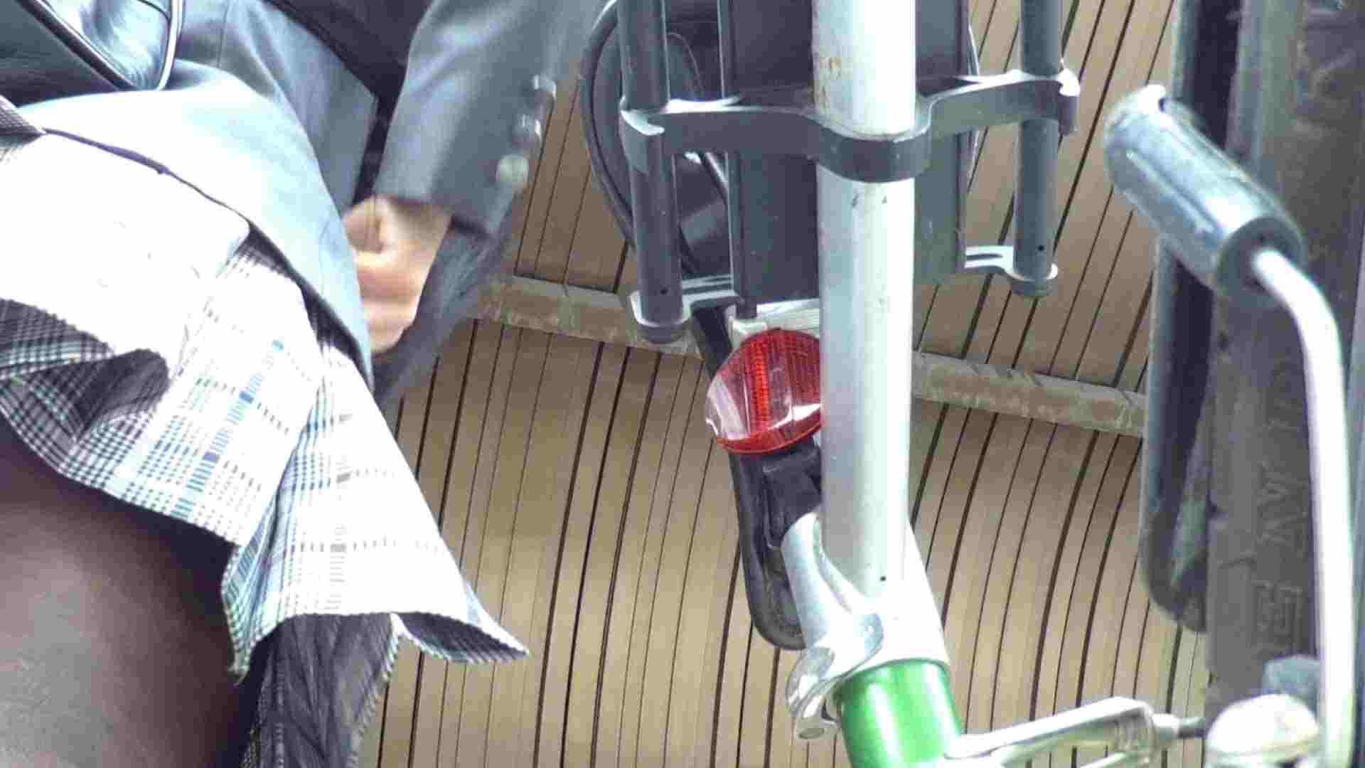 自転車パンチラ Vol.02 高画質  89PIX 2