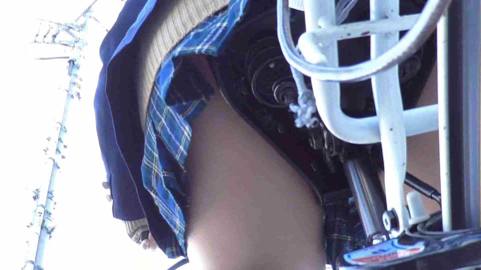 自転車パンチラ Vol.03 高画質  63PIX 4
