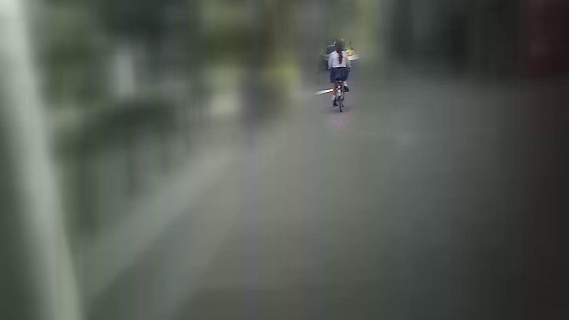 自転車パンチラ Vol.07 追跡  68PIX 12