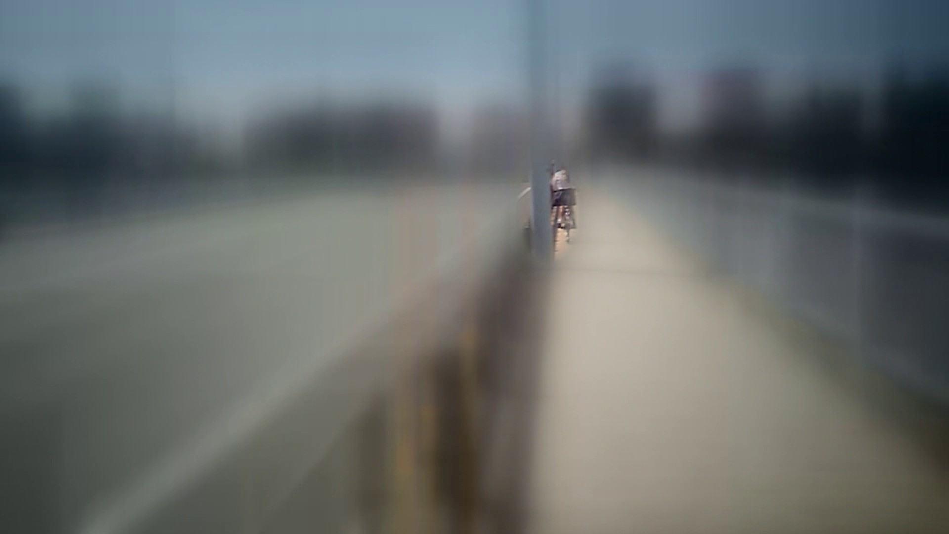 自転車パンチラ Vol.07 追跡  68PIX 21