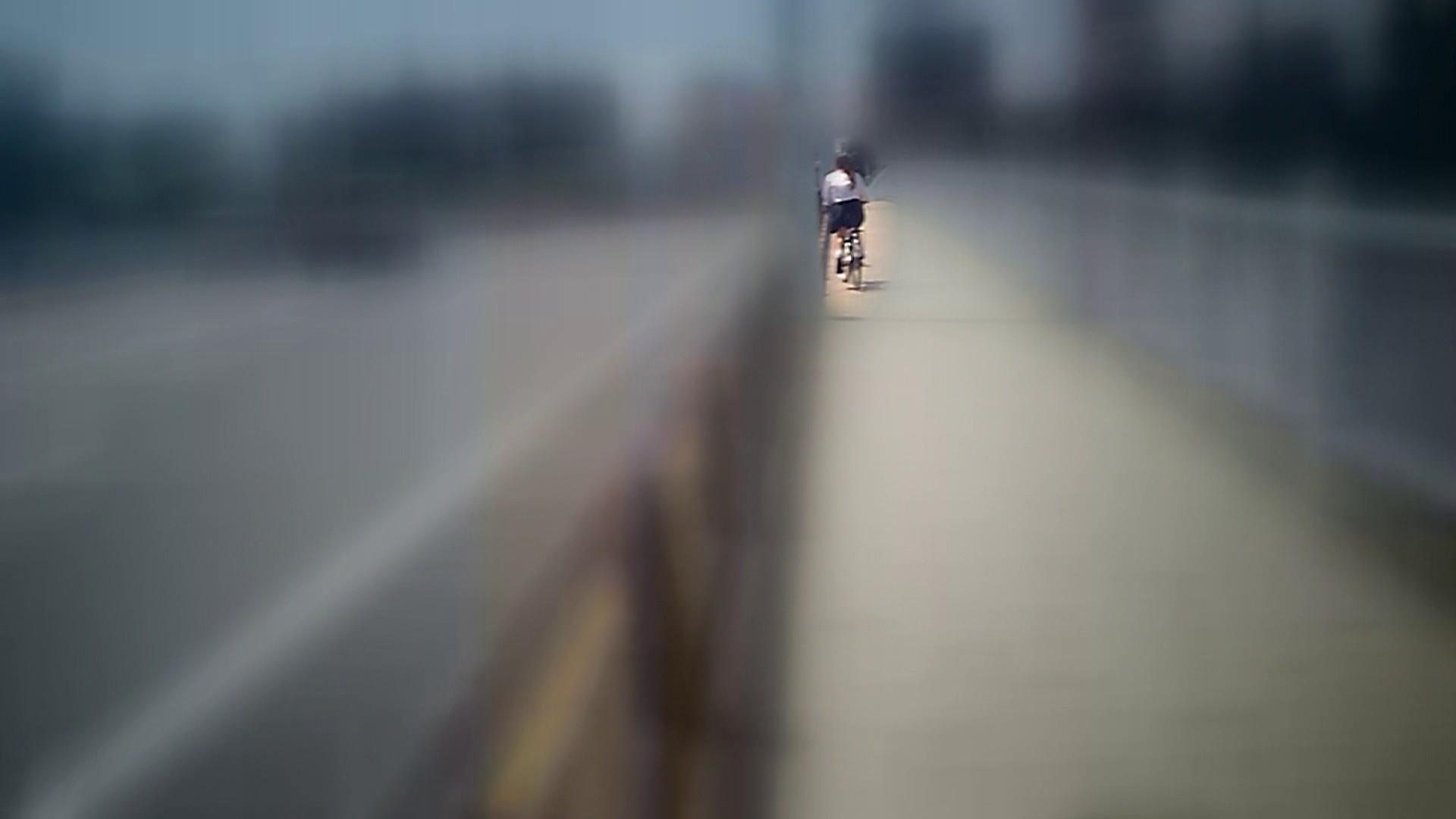自転車パンチラ Vol.07 追跡  68PIX 23
