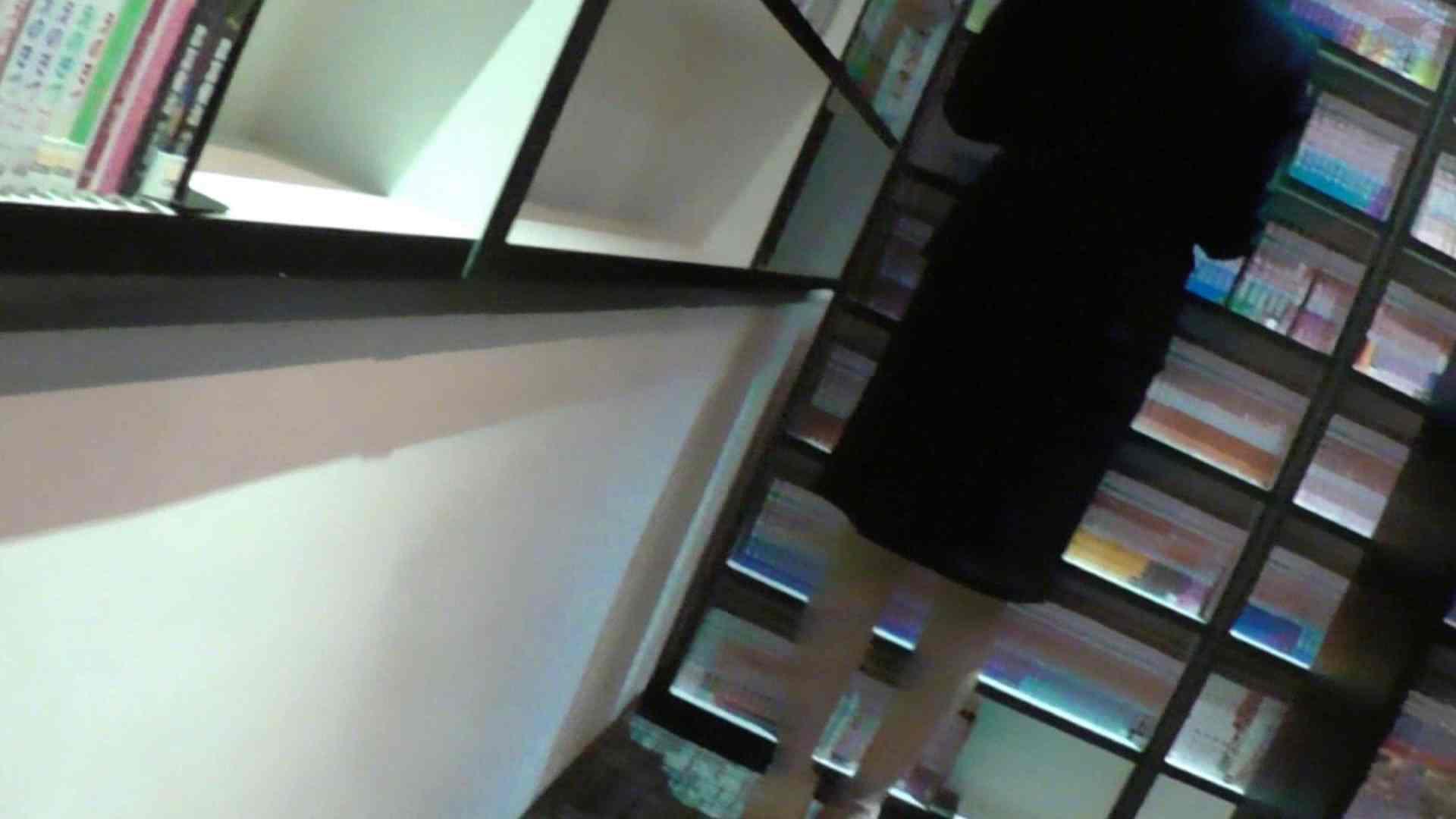 悪戯ネットカフェ Vol.04 タンポンチェンジ!!見っちゃいました。 パンチラ  100PIX 2