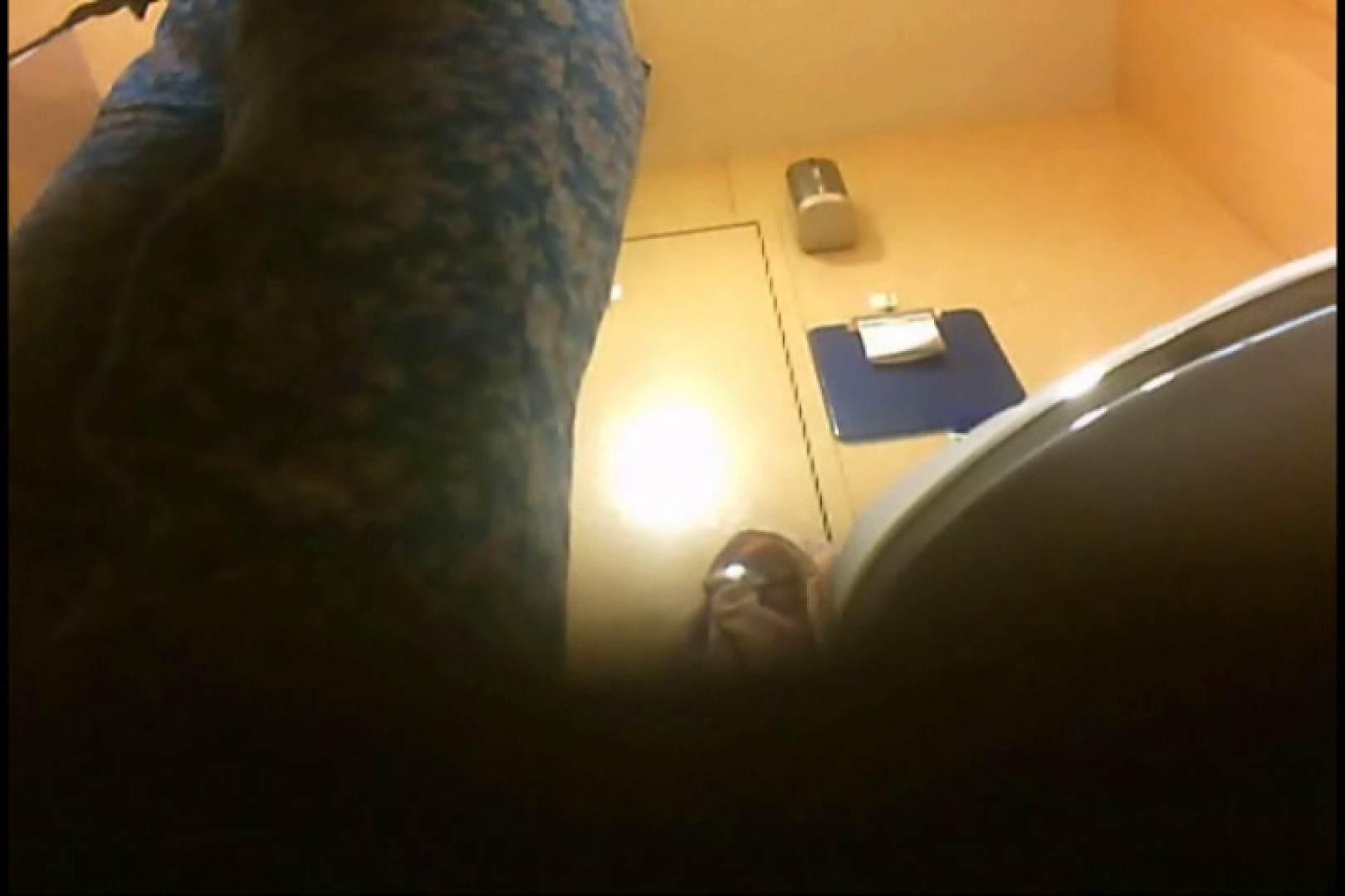 マダムが集まるデパートお手洗い Vol.09 お手洗い のぞき 63PIX 45