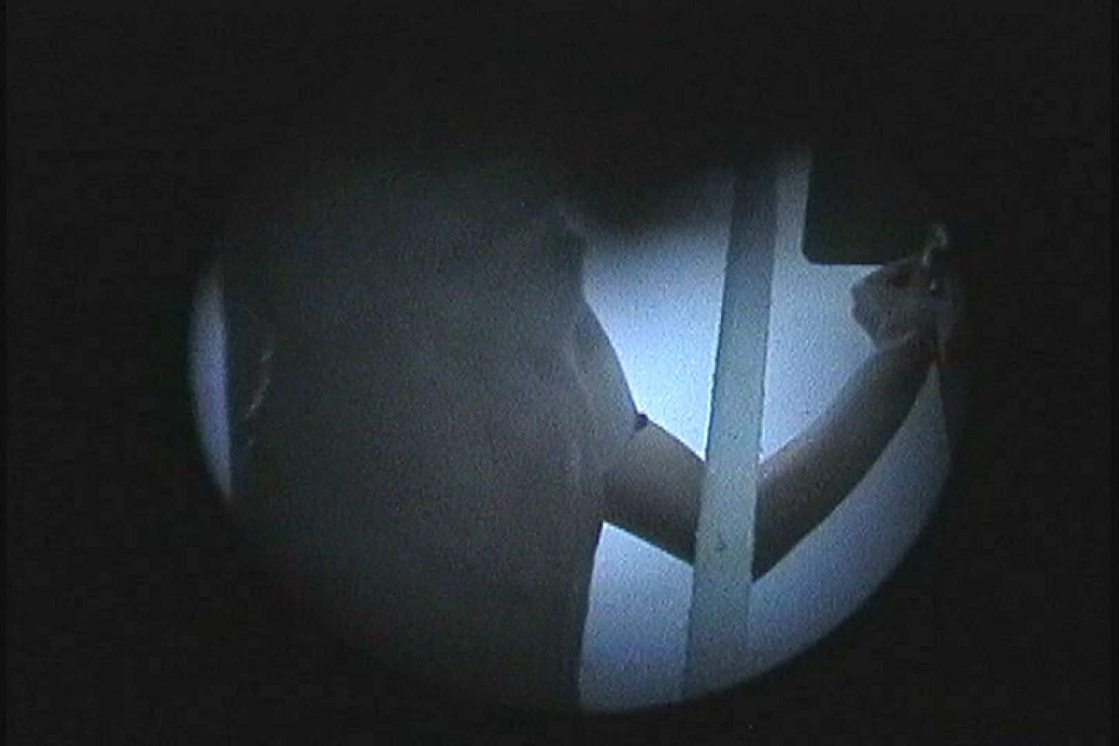 No.122 くっきり日焼け跡細身のお女市さん 暗いのが残念です シャワー  78PIX 52