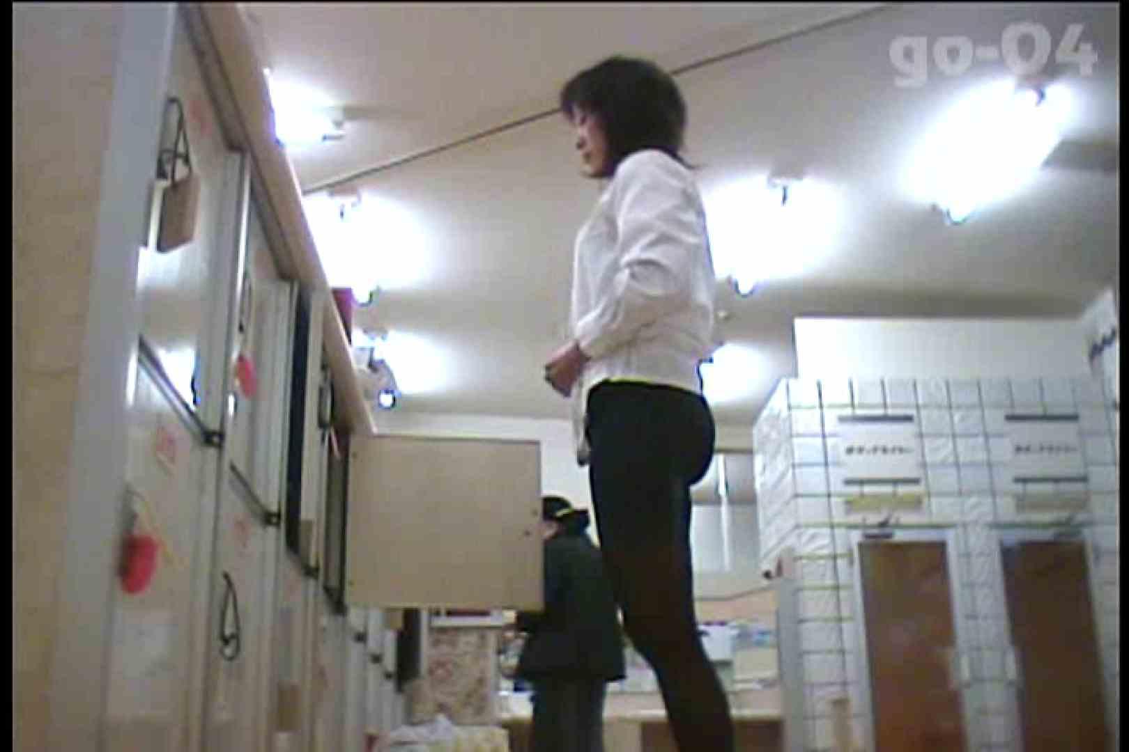 電波カメラ設置浴場からの防HAN映像 Vol.04 アラ30  53PIX 35