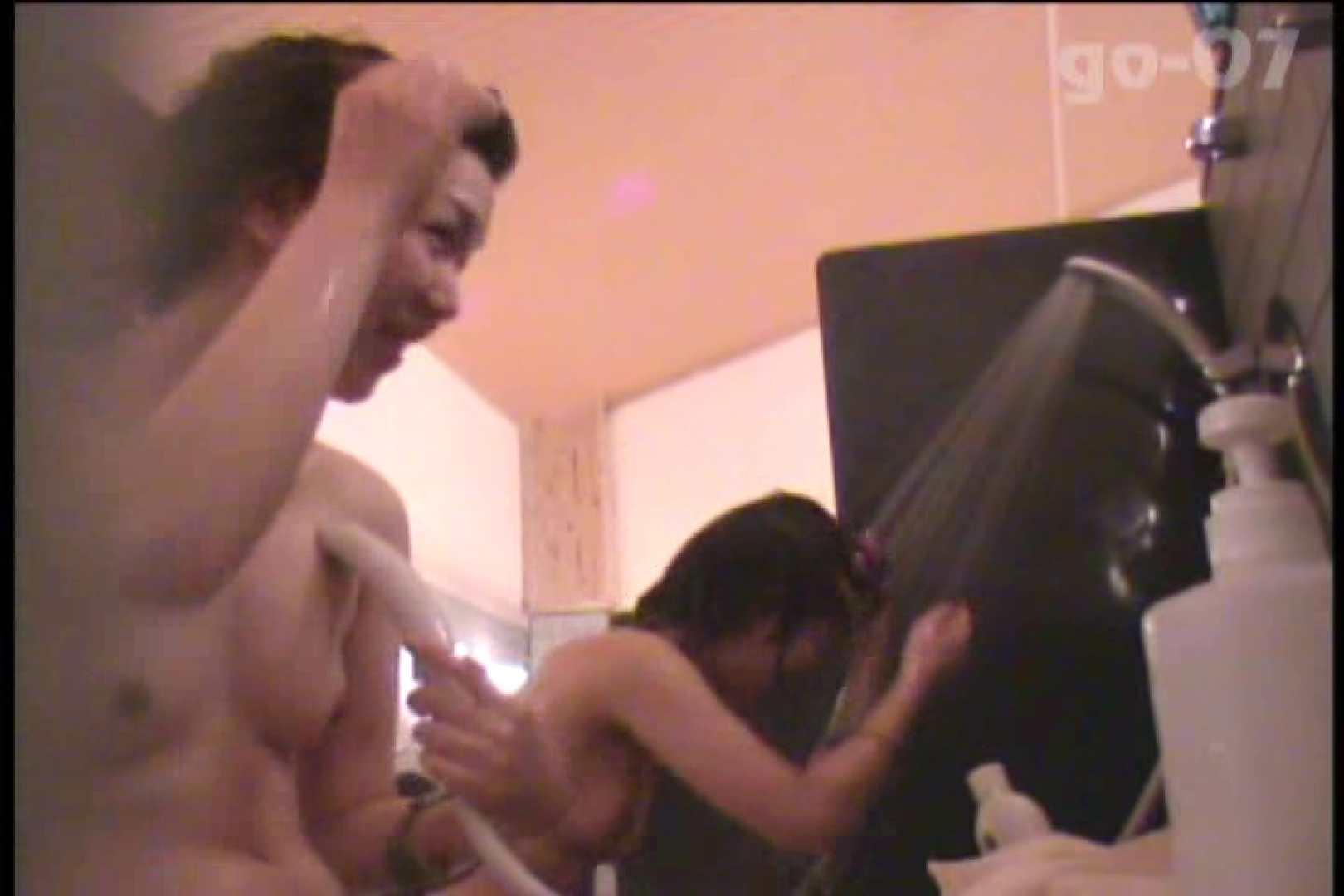 電波カメラ設置浴場からの防HAN映像 Vol.07 お姉さん  100PIX 50