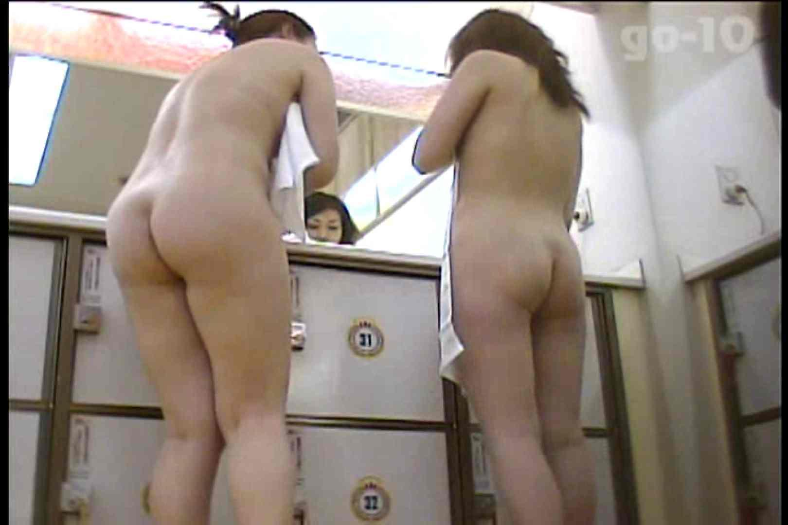 電波カメラ設置浴場からの防HAN映像 Vol.10 ギャル  65PIX 51