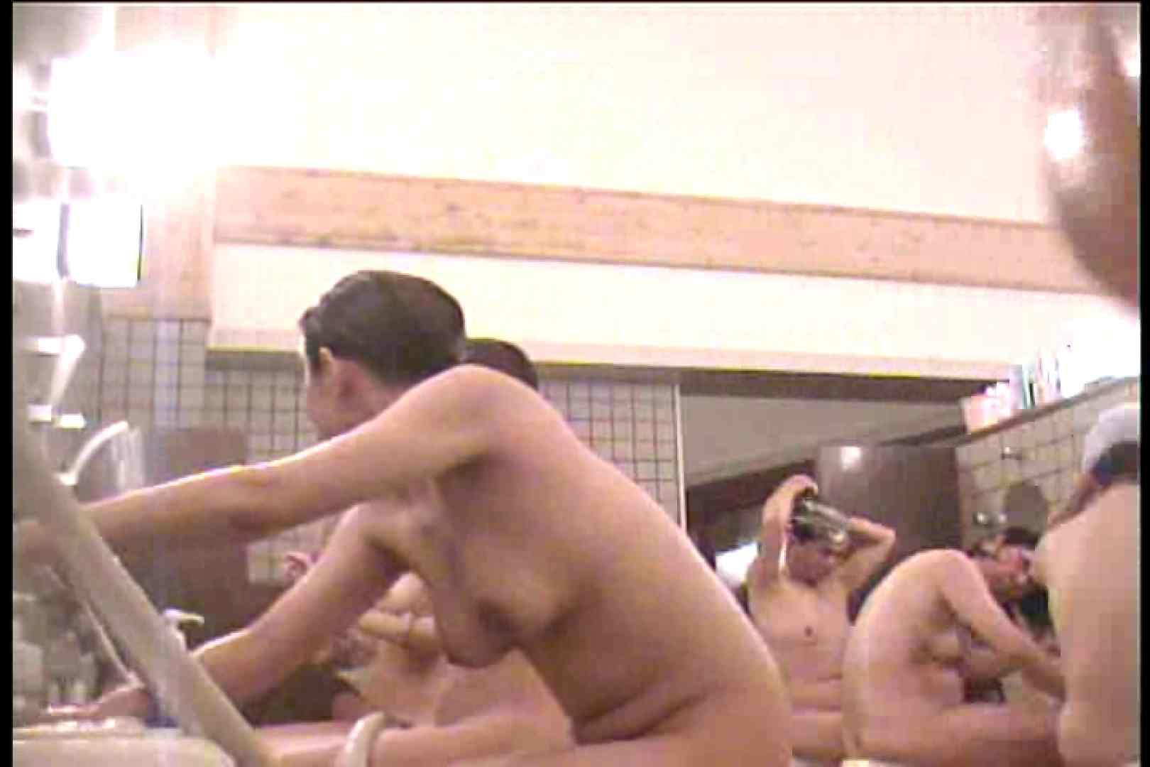 電波カメラ設置浴場からの防HAN映像 Vol.17 女湯  92PIX 60