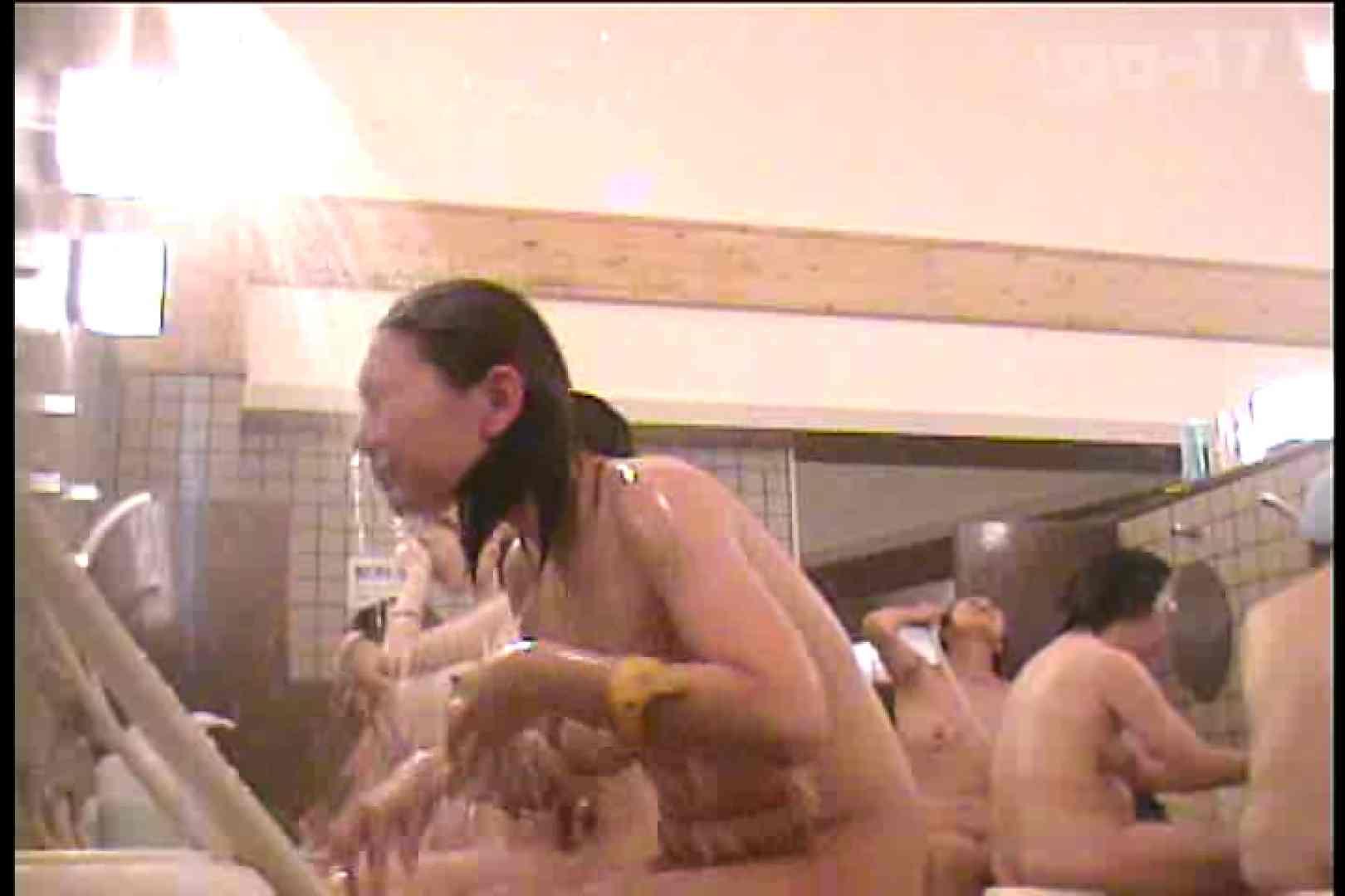 電波カメラ設置浴場からの防HAN映像 Vol.17 女湯  92PIX 64