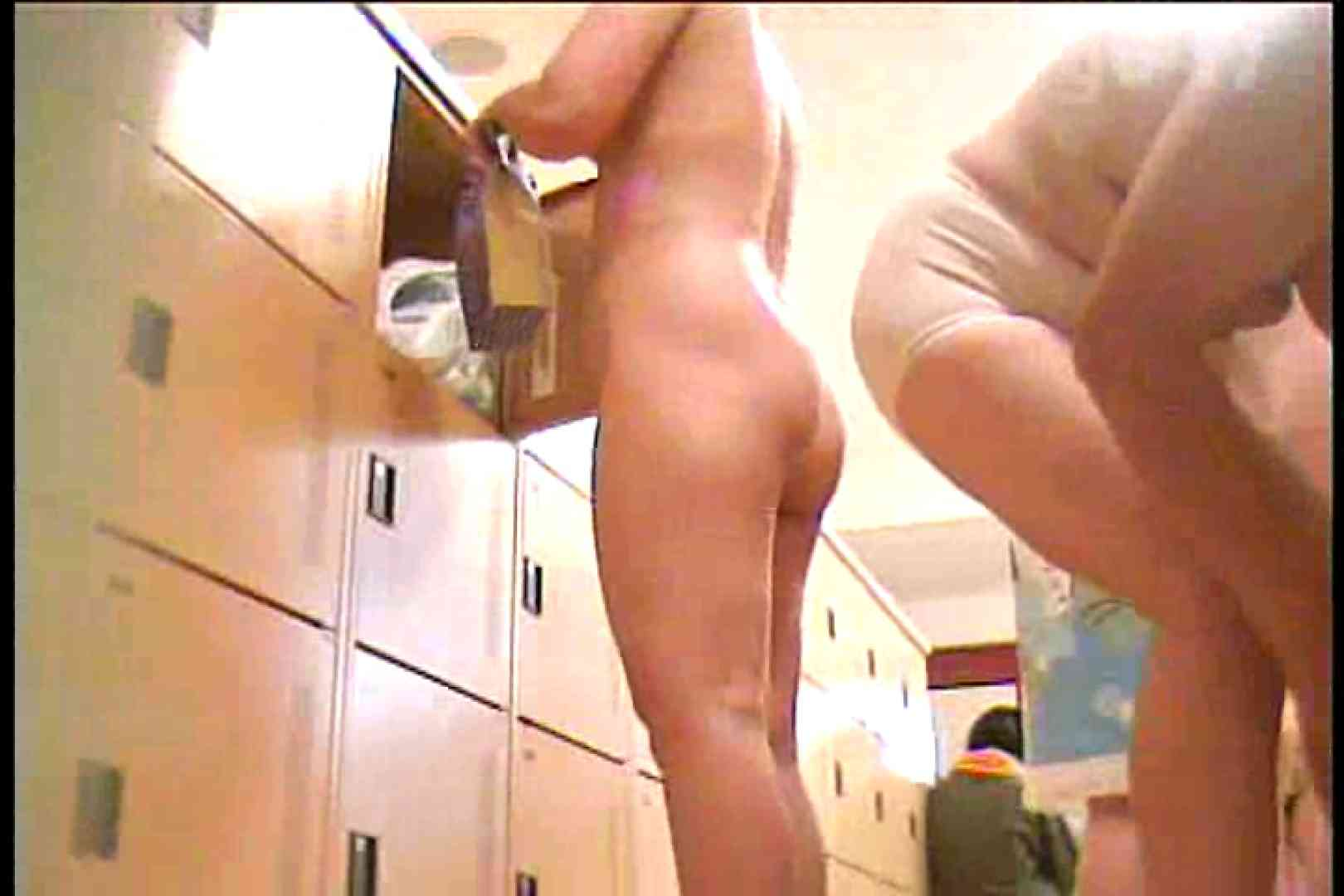 電波カメラ設置浴場からの防HAN映像 Vol.17
