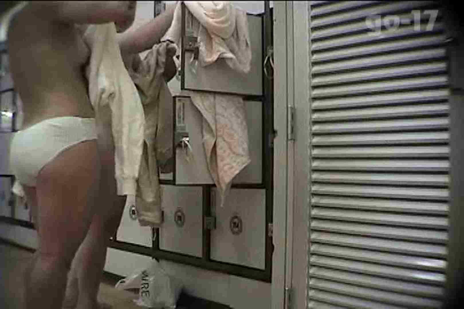 電波カメラ設置浴場からの防HAN映像 Vol.17 女湯  92PIX 81
