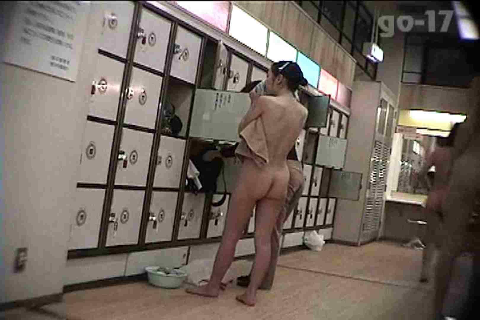 電波カメラ設置浴場からの防HAN映像 Vol.17 女湯  92PIX 87