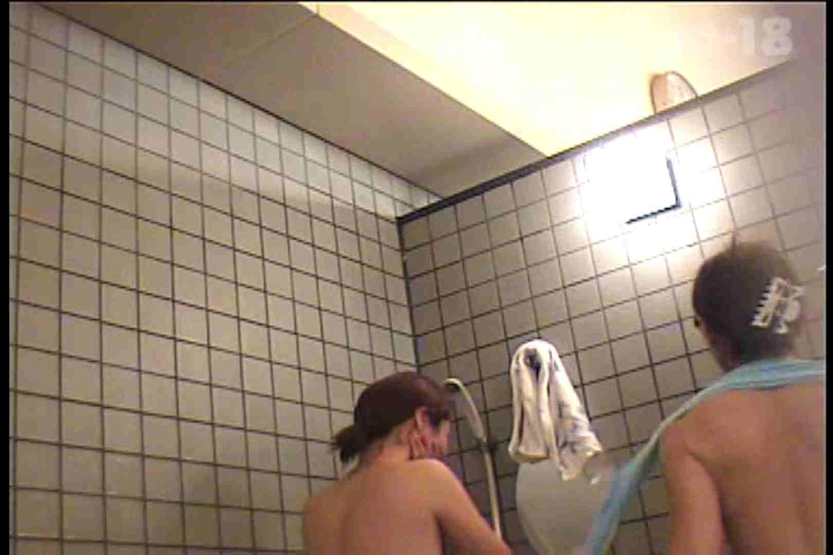 電波カメラ設置浴場からの防HAN映像 Vol.18 アラ30  50PIX 45