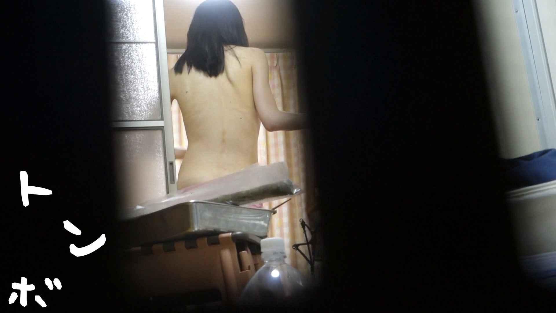 リアル盗撮 現役女子大生の私生活③ 細身  104PIX 53