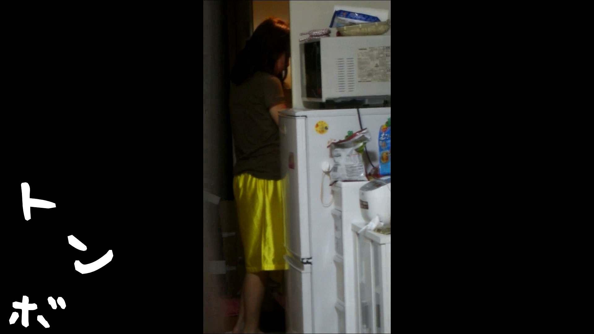 リアル盗撮 ピアスが可愛い一人暮らし女子大生の部屋ヌード 桃色乳首  94PIX 45