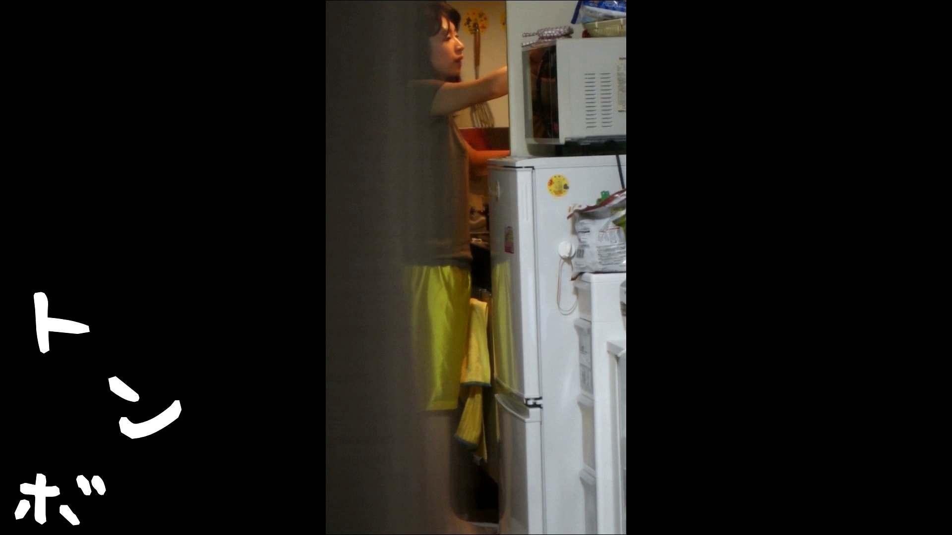 リアル盗撮 ピアスが可愛い一人暮らし女子大生の部屋ヌード 桃色乳首  94PIX 54