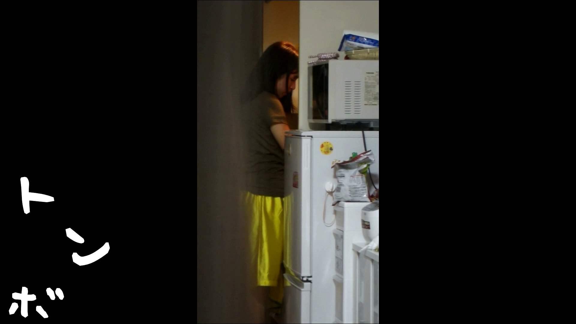リアル盗撮 ピアスが可愛い一人暮らし女子大生の部屋ヌード 桃色乳首  94PIX 59