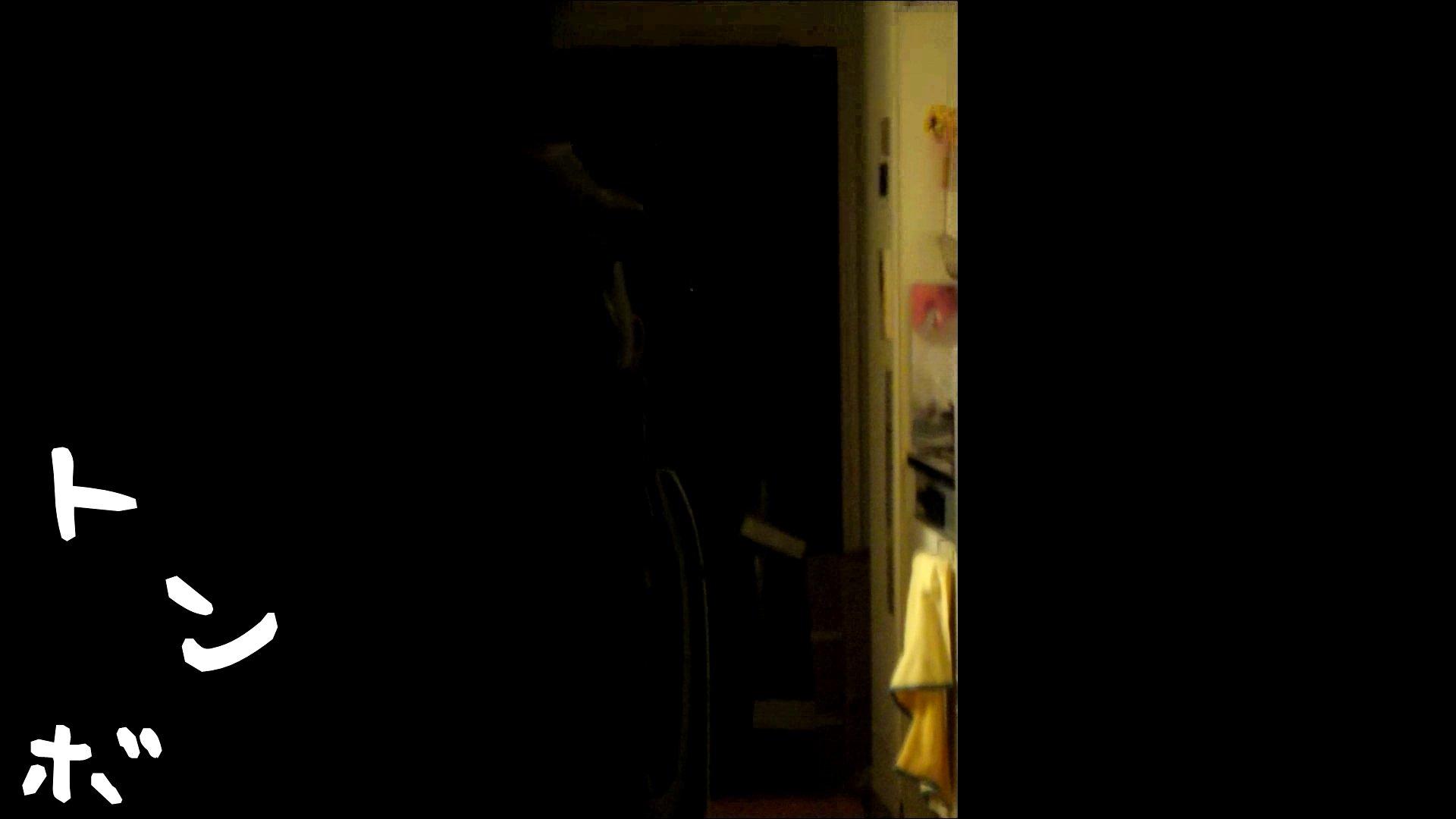 リアル盗撮 ピアスが可愛い一人暮らし女子大生の部屋ヌード 桃色乳首  94PIX 65