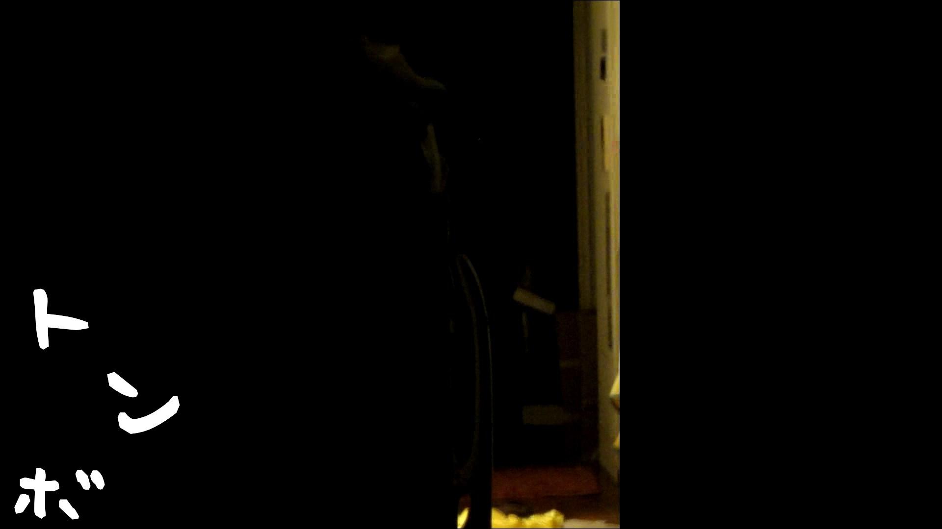 リアル盗撮 ピアスが可愛い一人暮らし女子大生の部屋ヌード 桃色乳首  94PIX 66