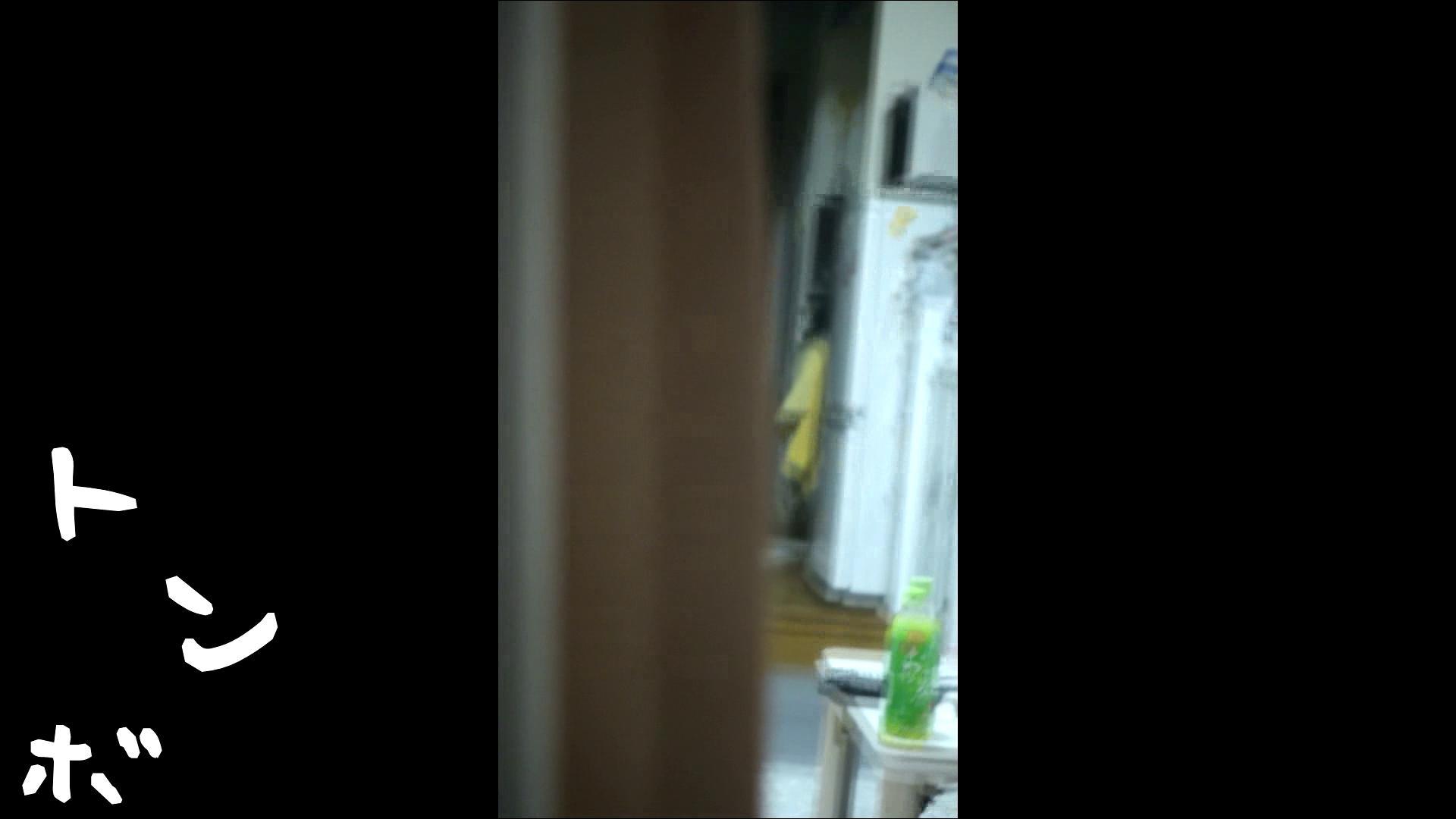 リアル盗撮 ピアスが可愛い一人暮らし女子大生の部屋ヌード 桃色乳首  94PIX 87