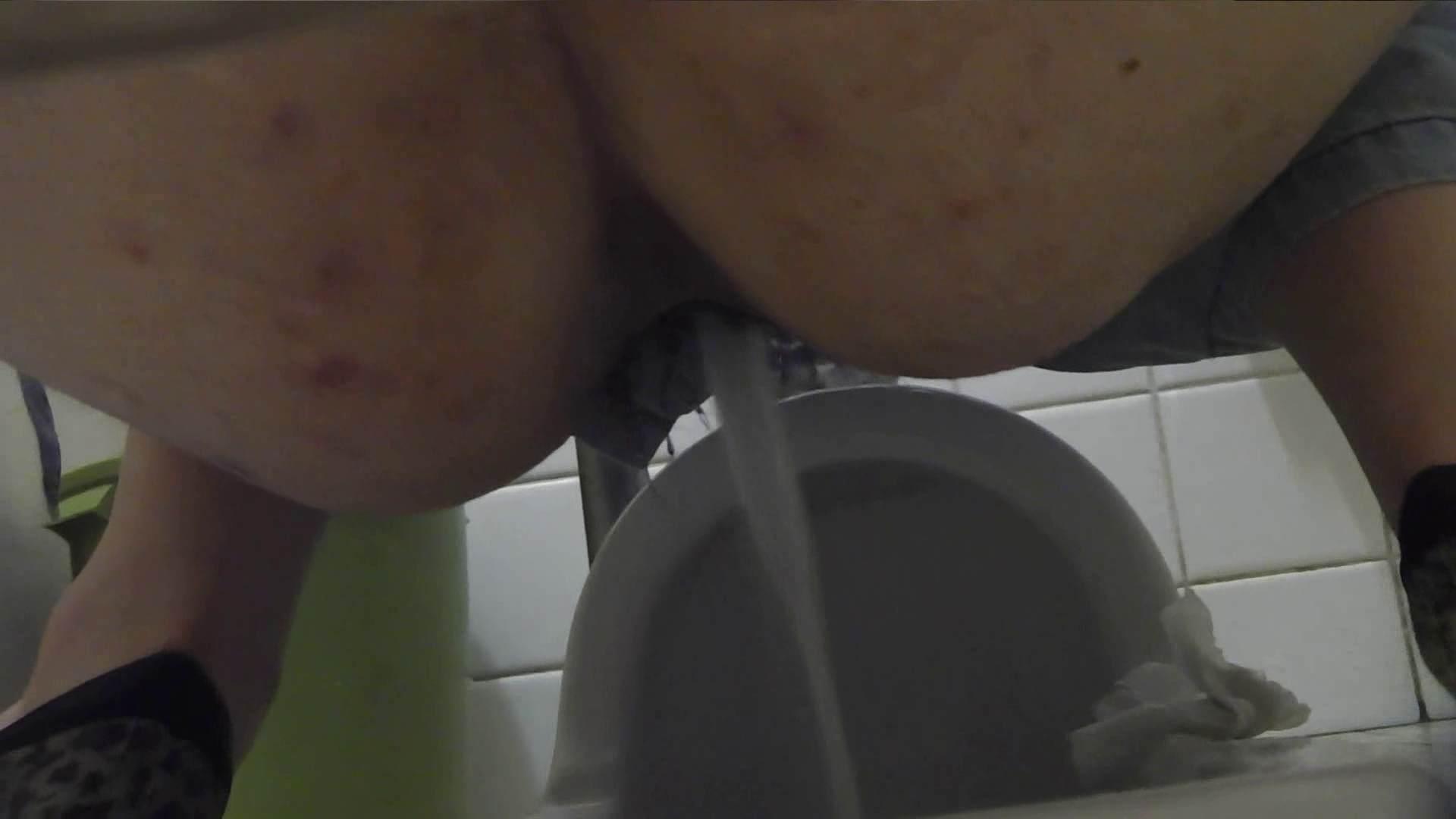 洗面所特攻隊 vol.016 ナナメな方 洗面所  107PIX 89
