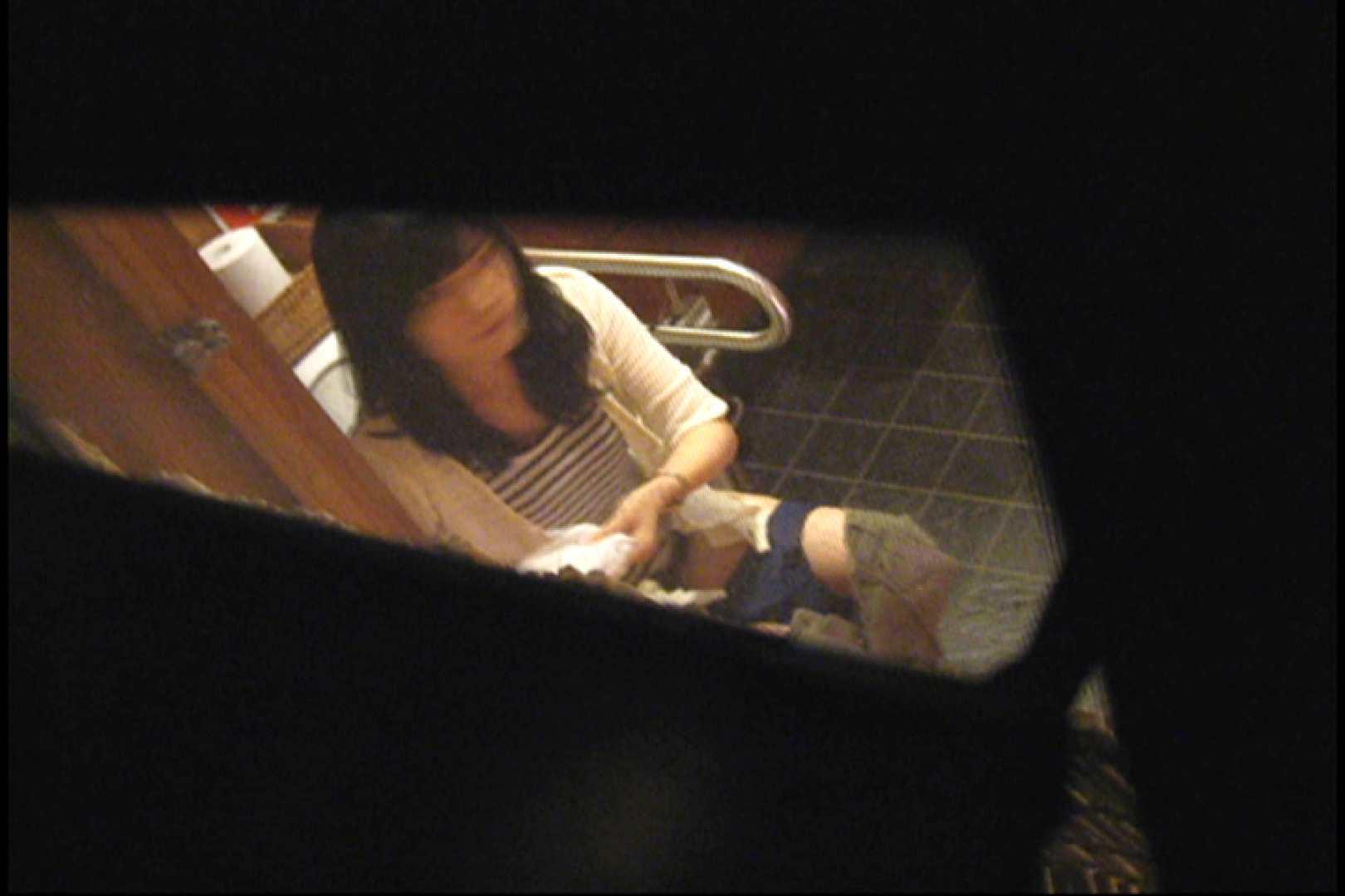 No.4 美人の洋式kawaya内での様子を観察! ギャル  112PIX 1