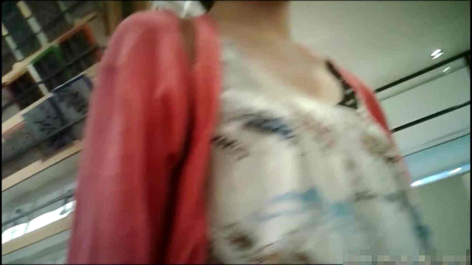 NO.1 普段から胸元がゆるい友達【某ファッションビル内の雑貨屋】 ギャル  64PIX 60
