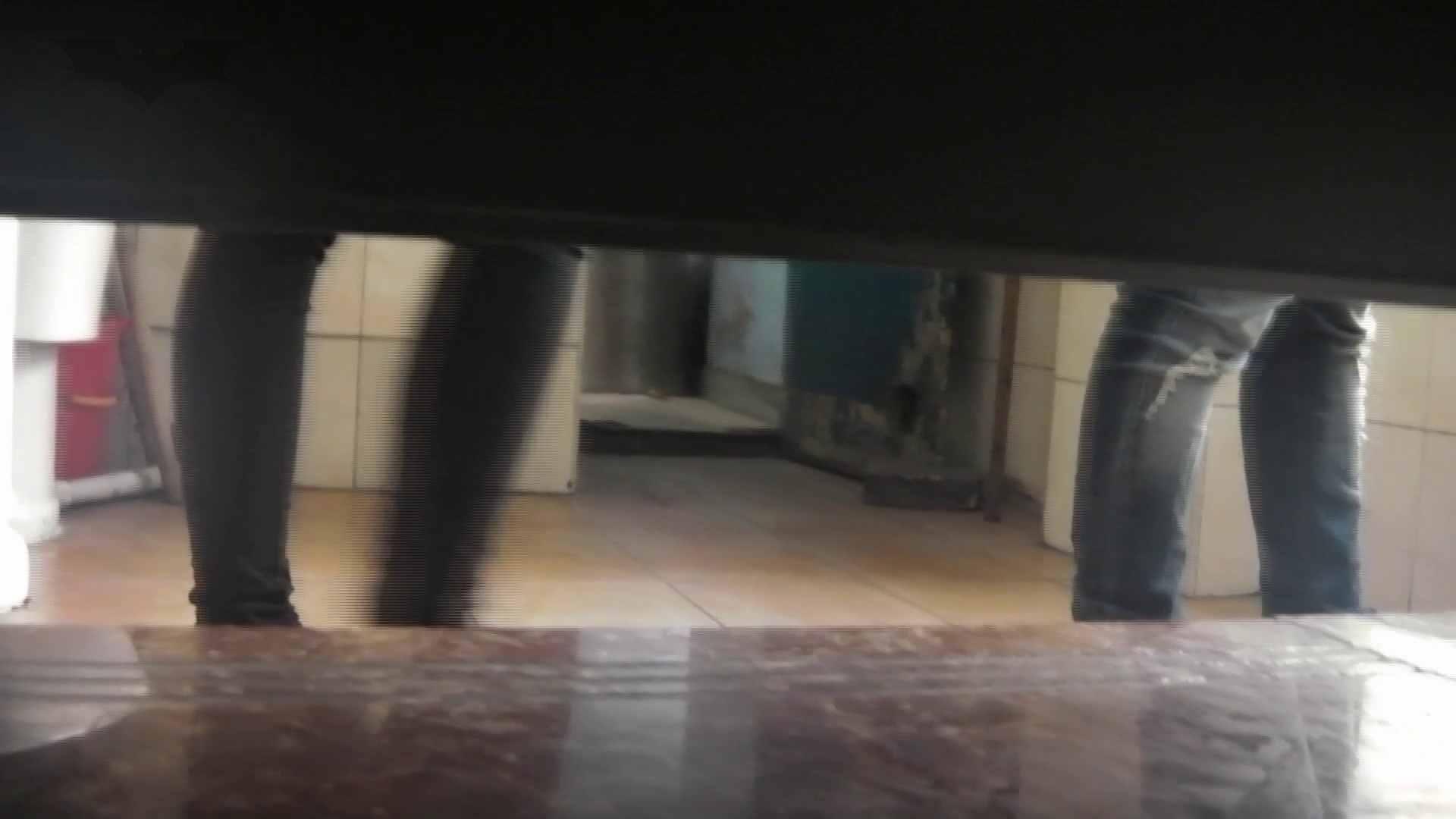 ステーション編 vol52 我慢して個室に入ったら。||:-)!! ギャル  54PIX 33